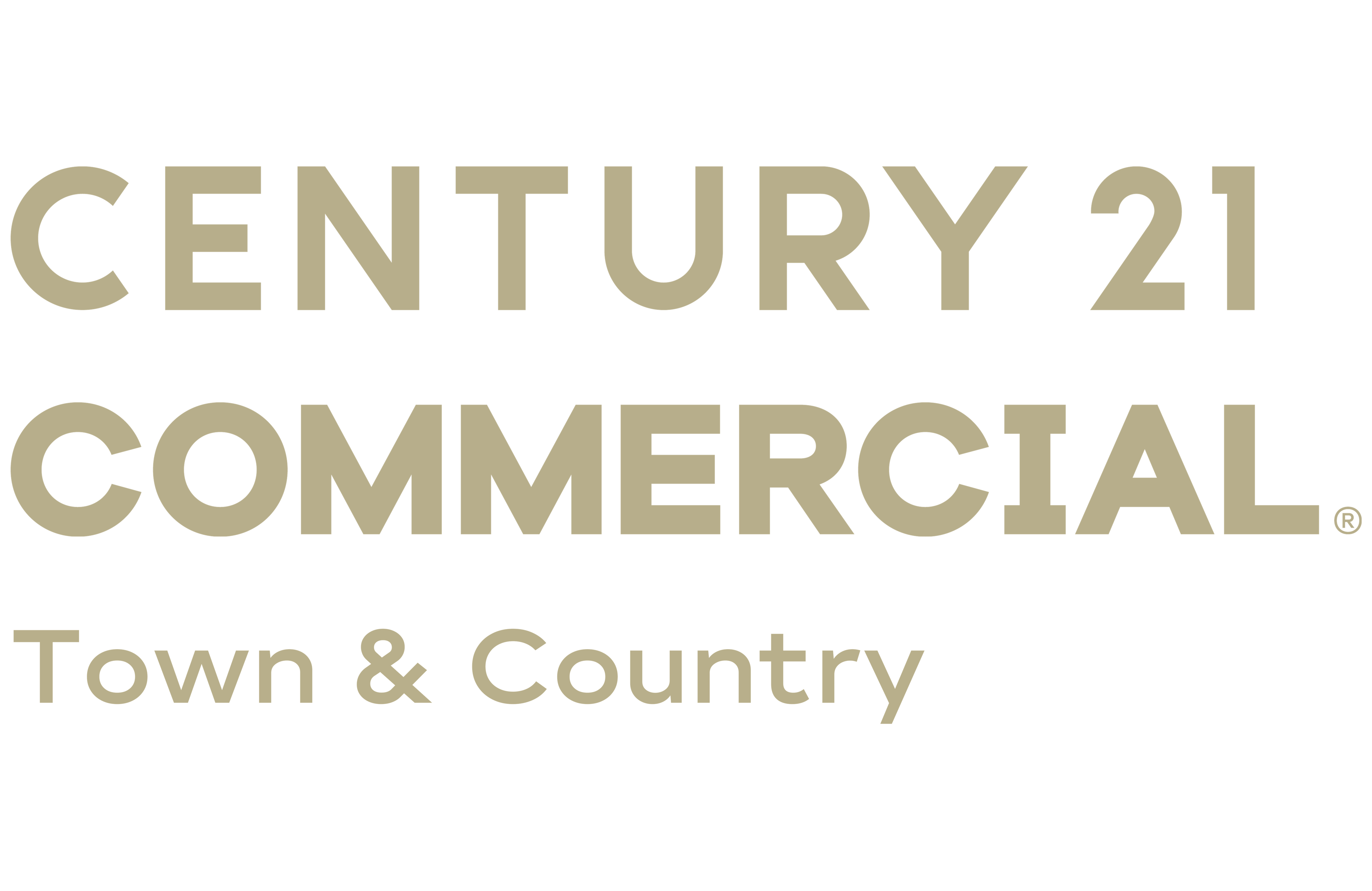 Nasim Ahmed of CENTURY 21 Town & Country logo