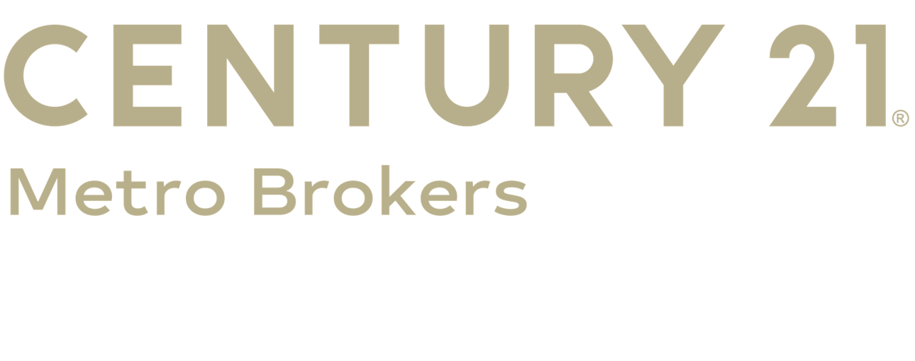 Robert Garrow of CENTURY 21 Metro Brokers logo