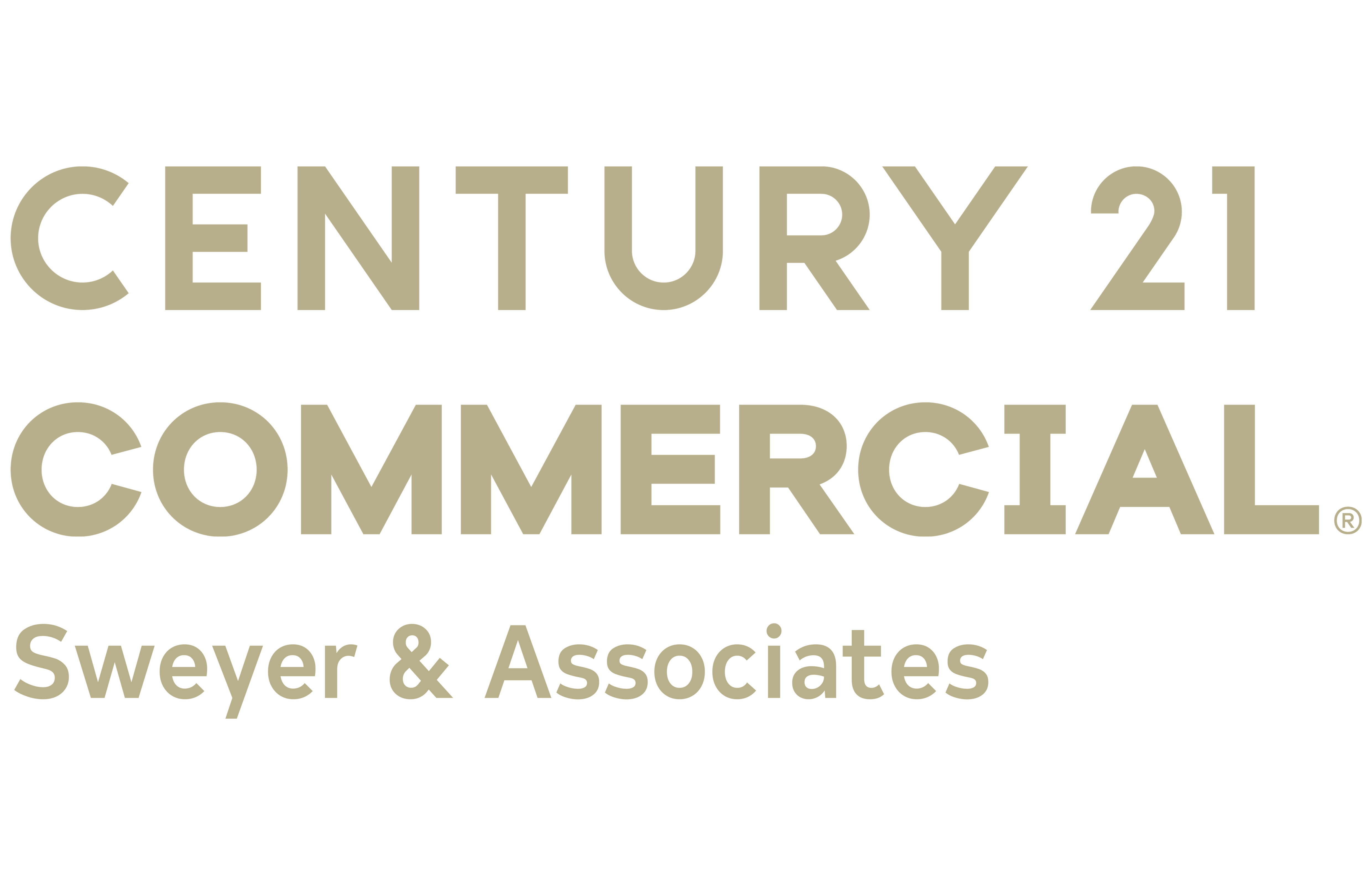 Clinton Howlett of CENTURY 21 Sweyer & Associates logo