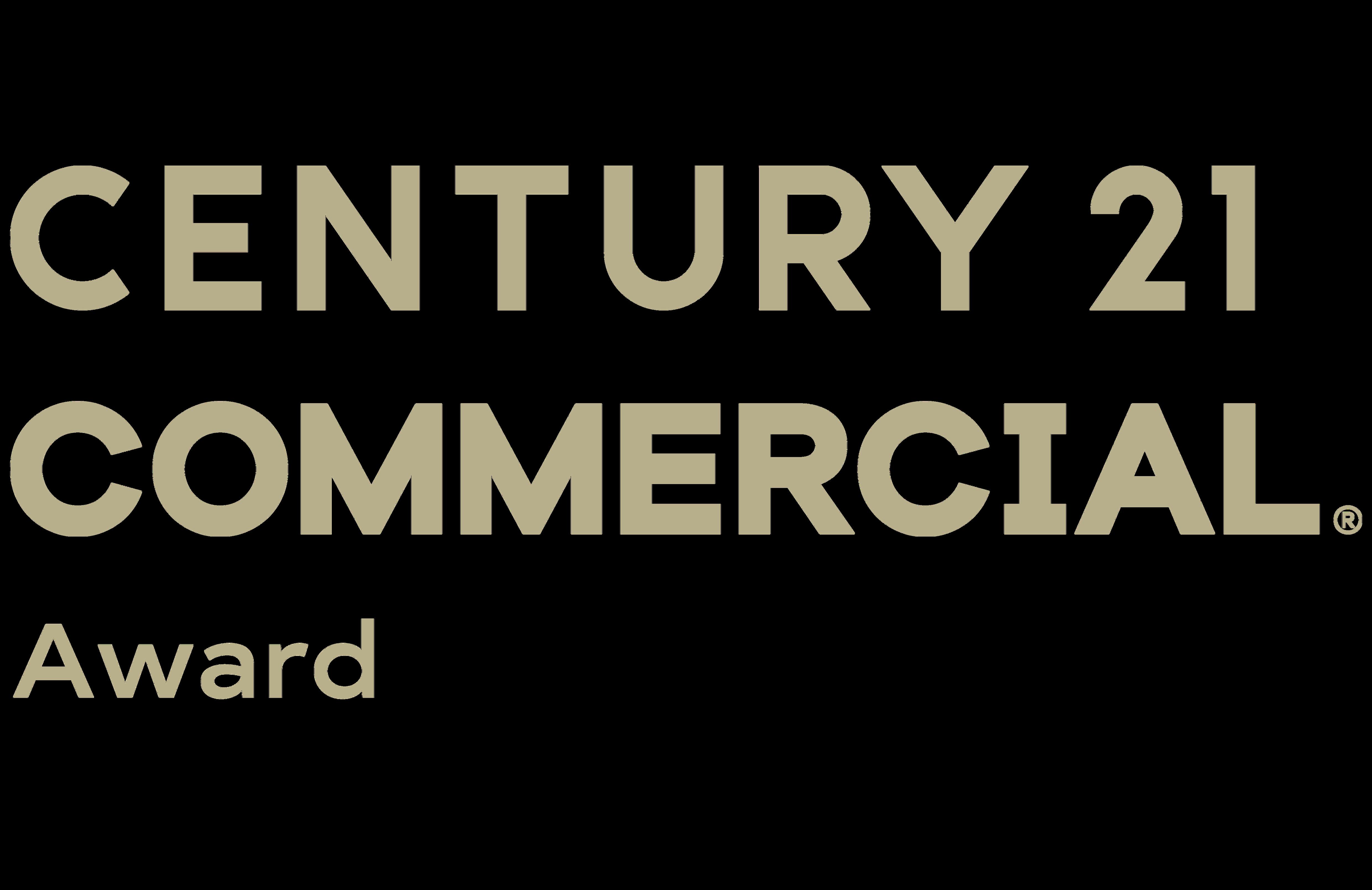 Randy Marshall of CENTURY 21 Award logo