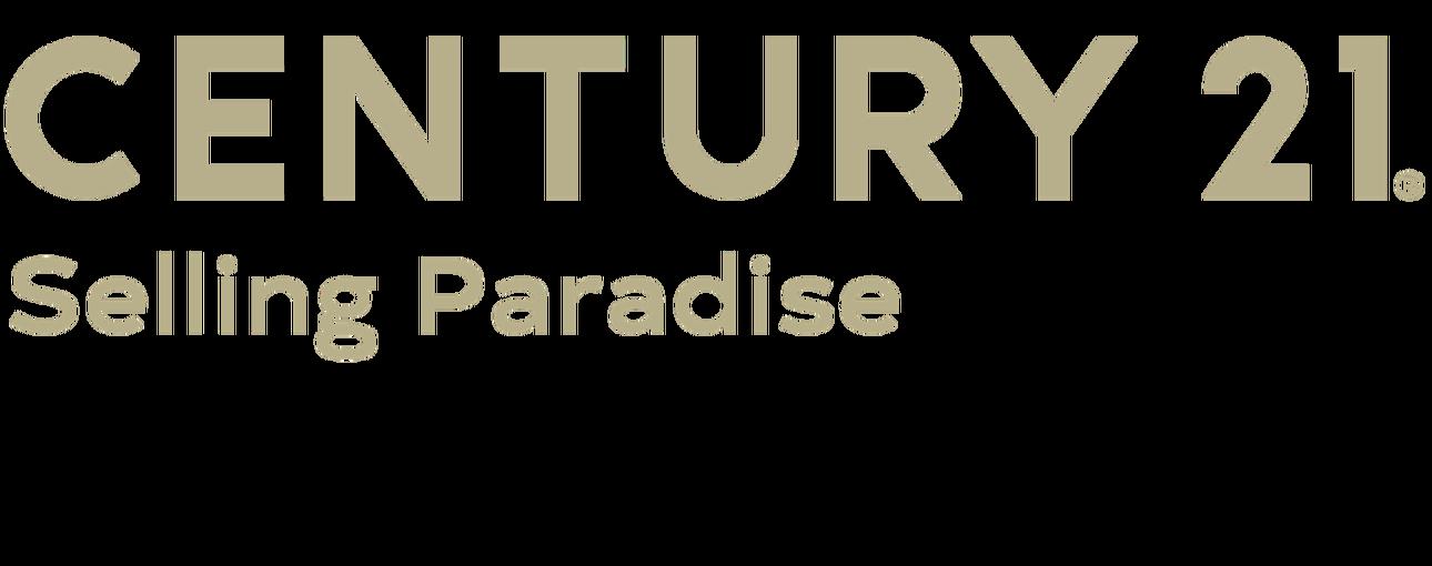 Jackie Chanda of CENTURY 21 Selling Paradise logo