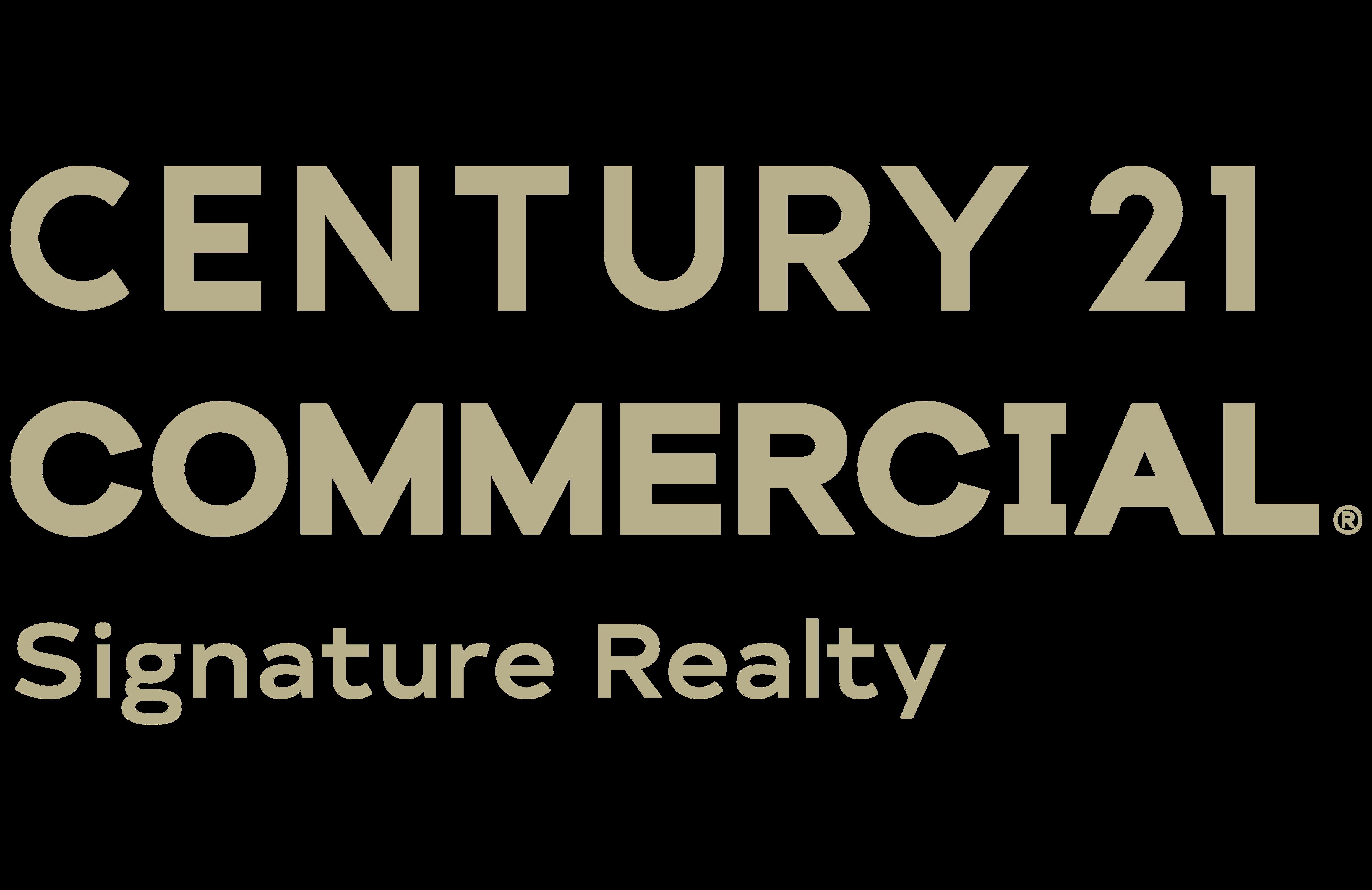 Tom Webb of CENTURY 21 Signature Realty logo