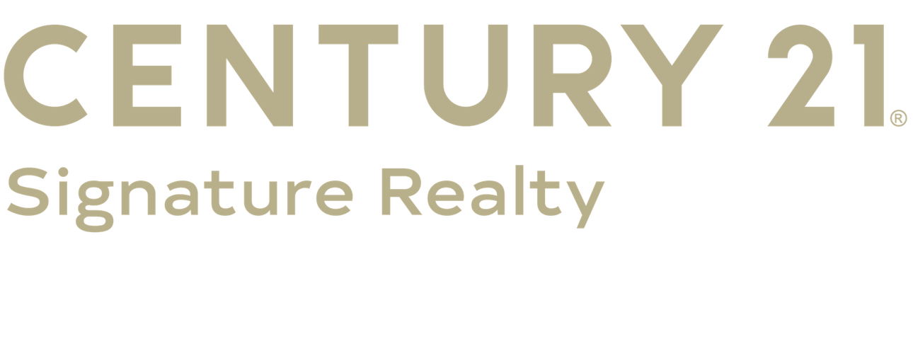 Quincy Hayes of CENTURY 21 Signature Realty logo