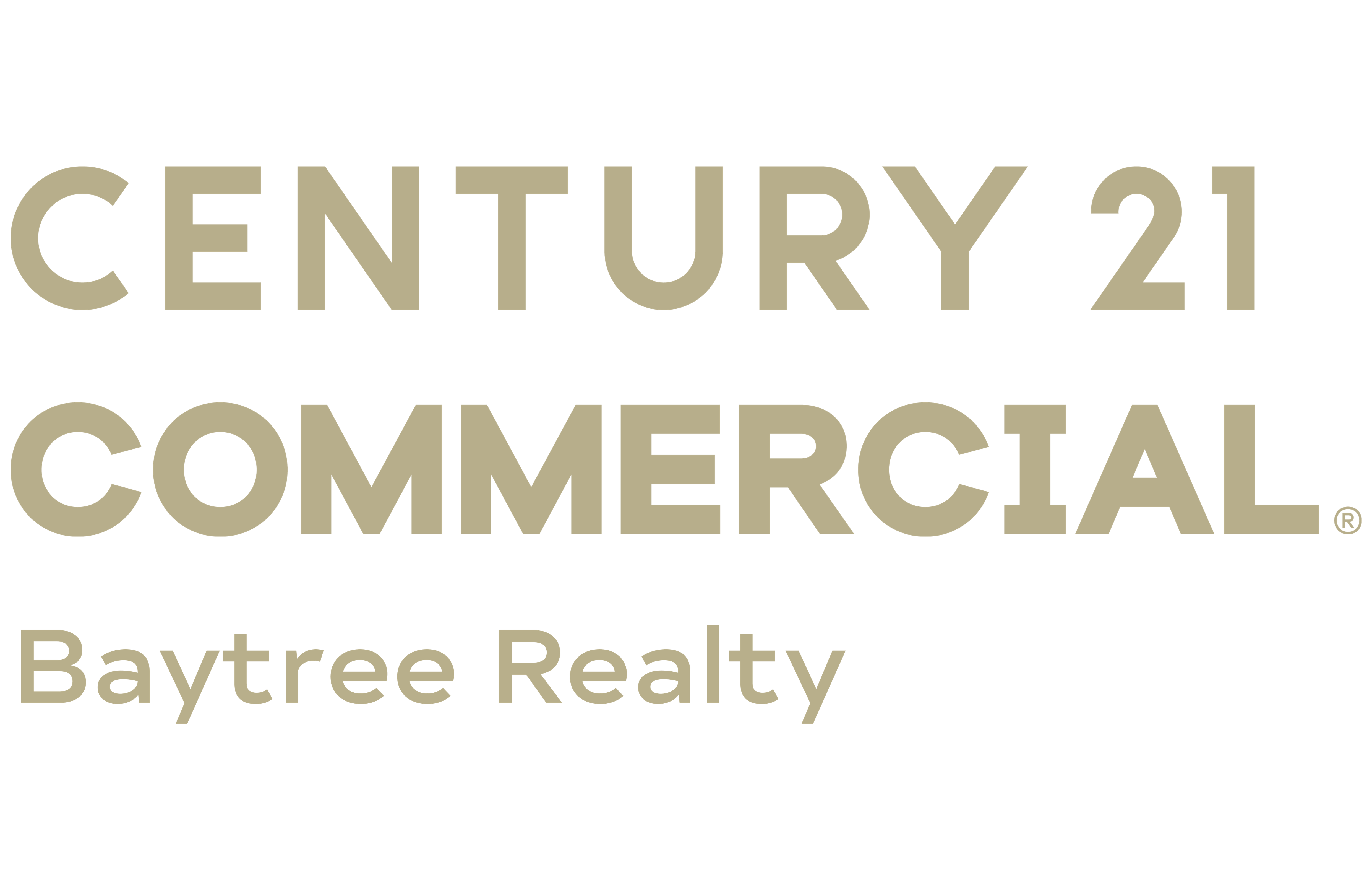 Jason Bucci of CENTURY 21 Baytree Realty logo