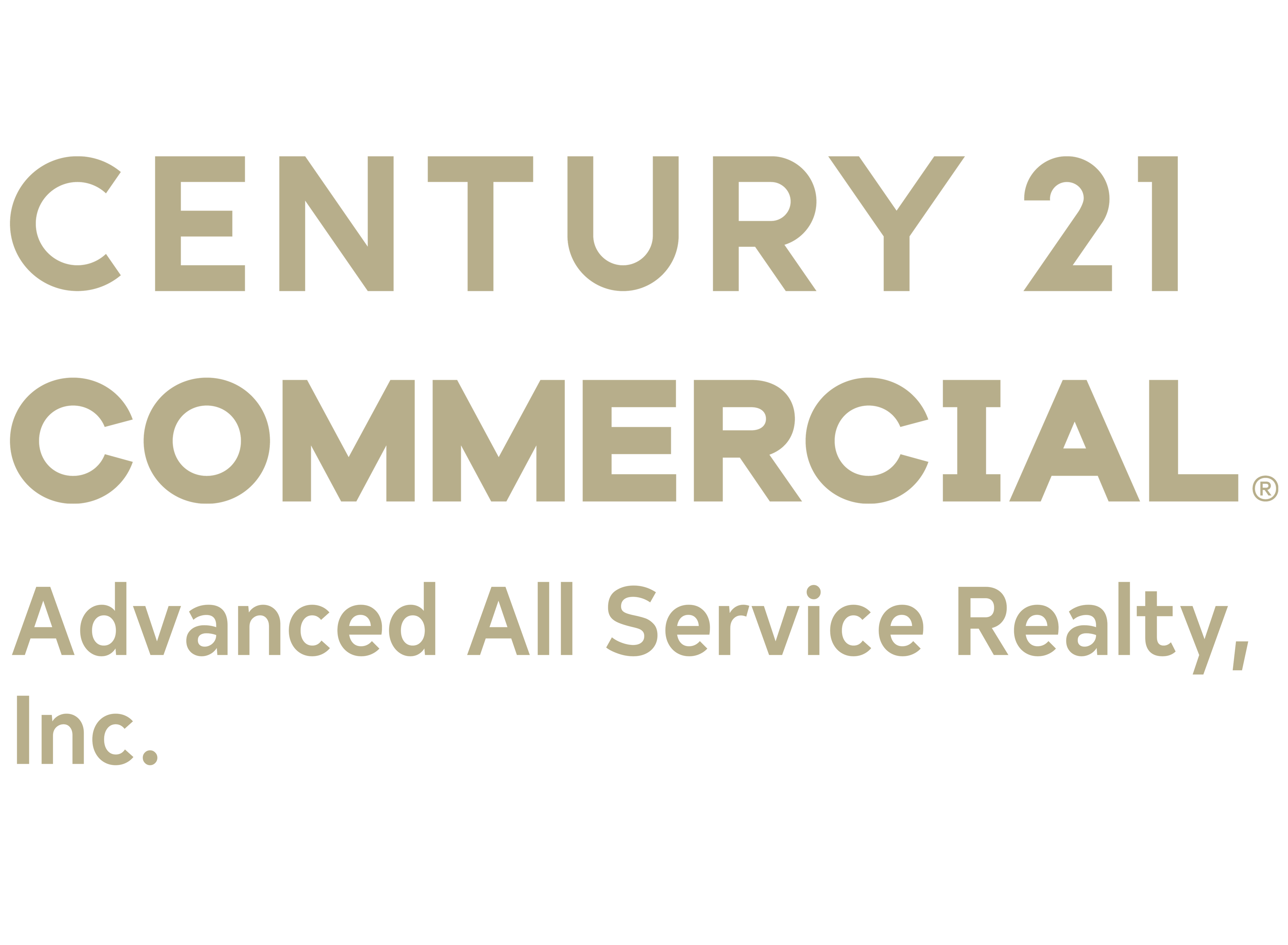 Ronnie Carter Sr of CENTURY 21 Advanced All Service Realty, Inc. logo