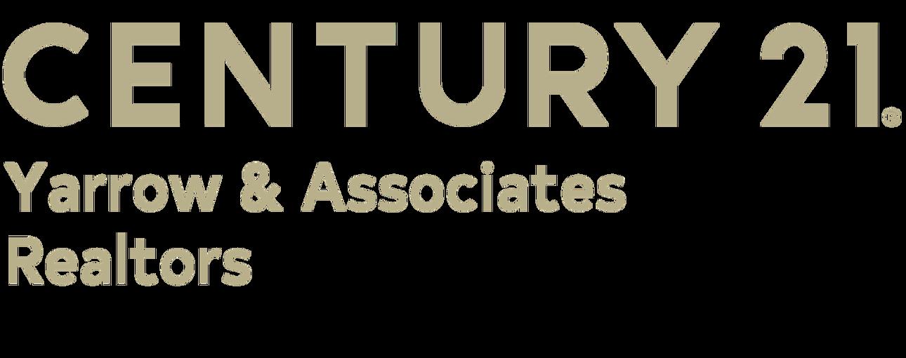 Soon Ok Nilsen of CENTURY 21 Yarrow & Associates Realtors logo