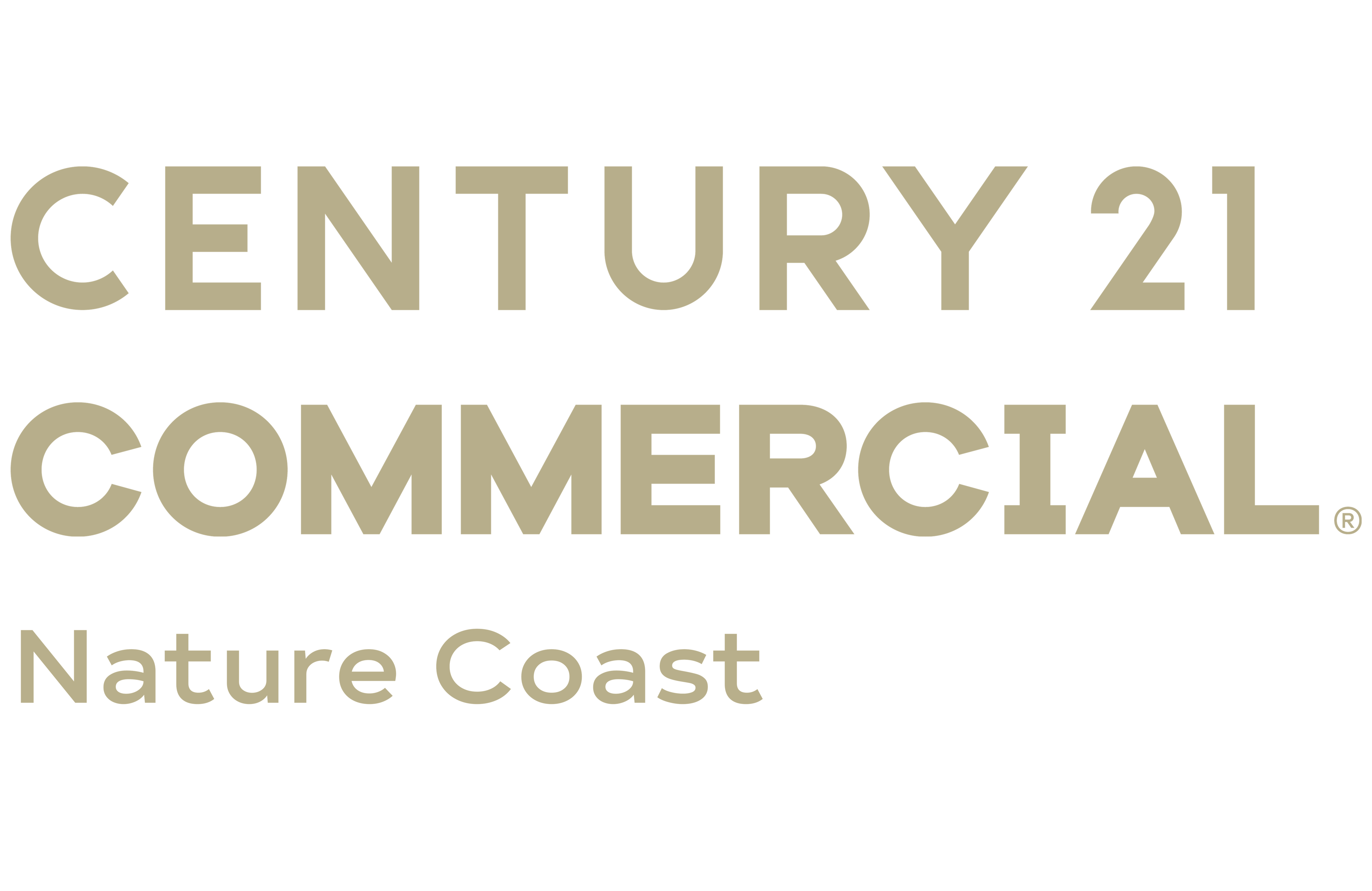Maria-Elena Carter of CENTURY 21 Nature Coast logo