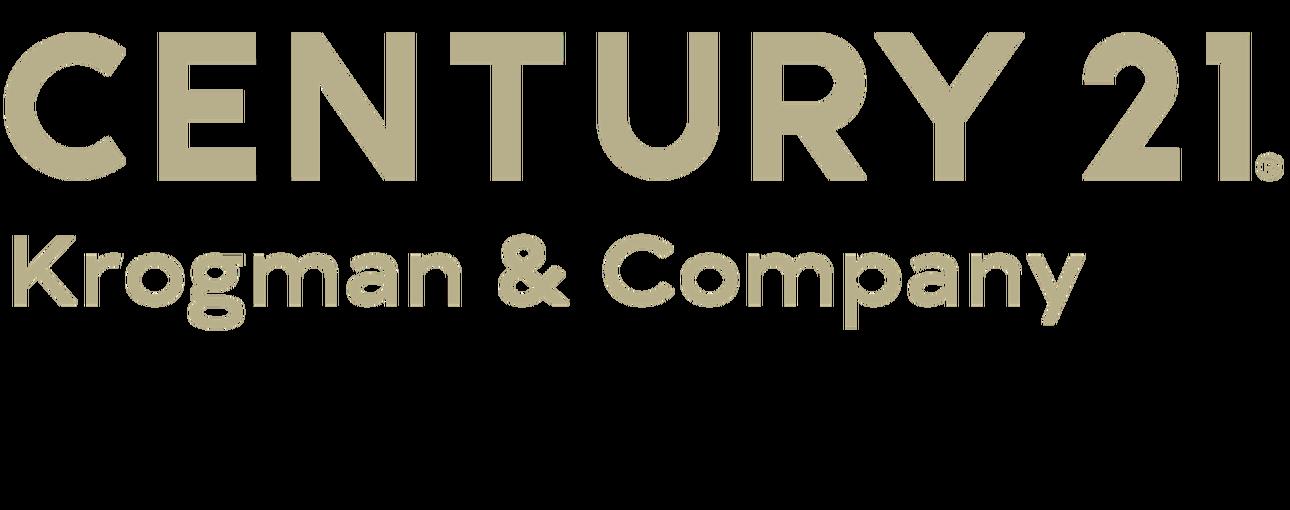 Ryan Krogman of CENTURY 21 Krogman & Company logo