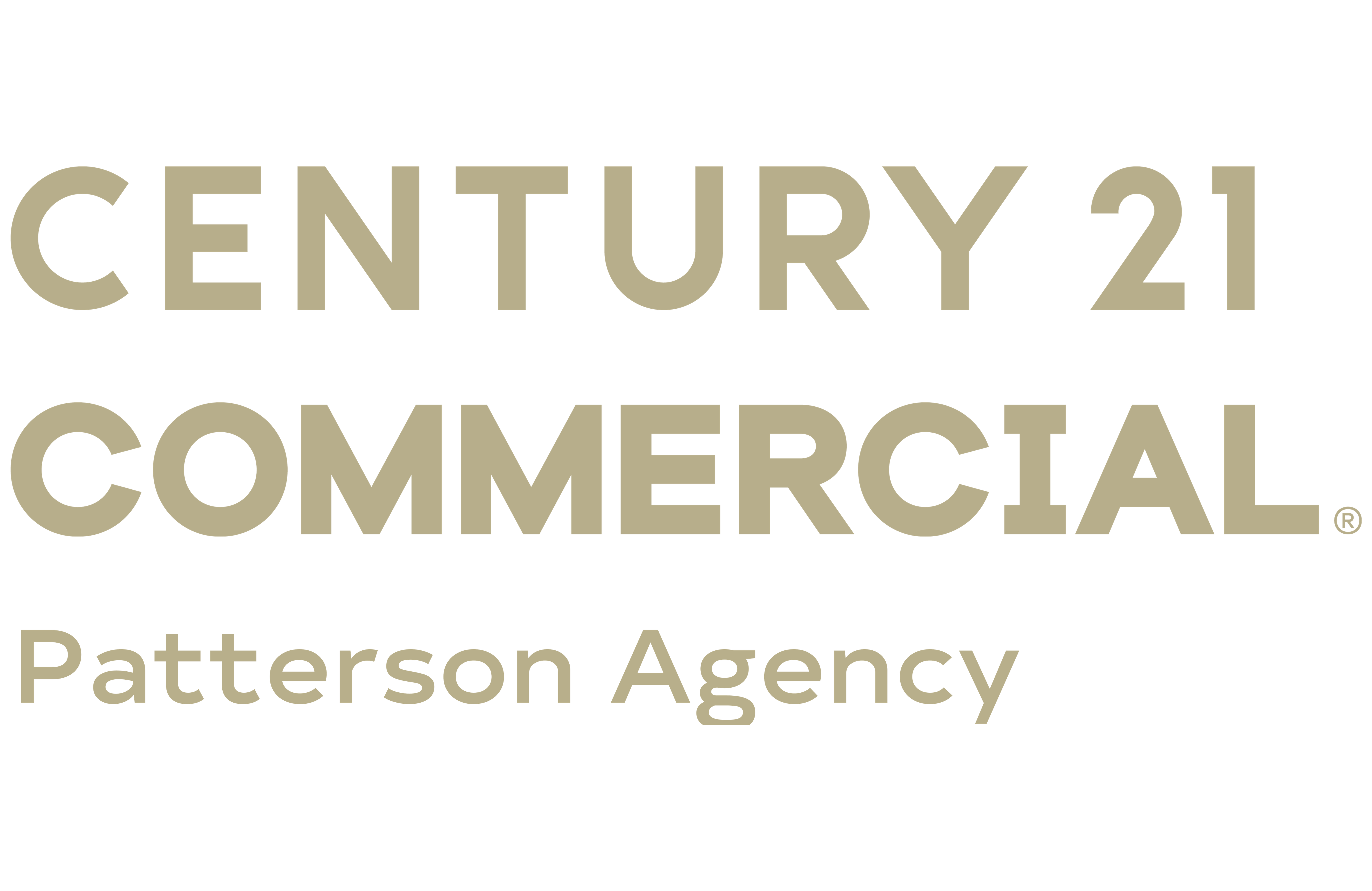 Lance Banks of CENTURY 21 Patterson Agency logo