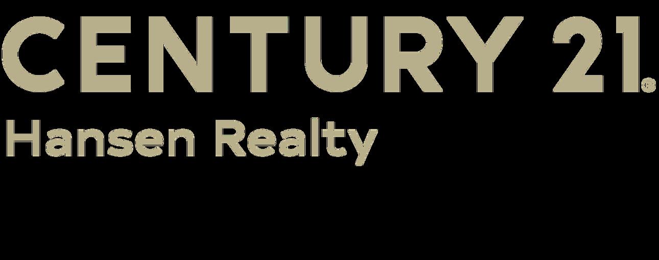 Marie Sammet of CENTURY 21 Hansen Realty logo