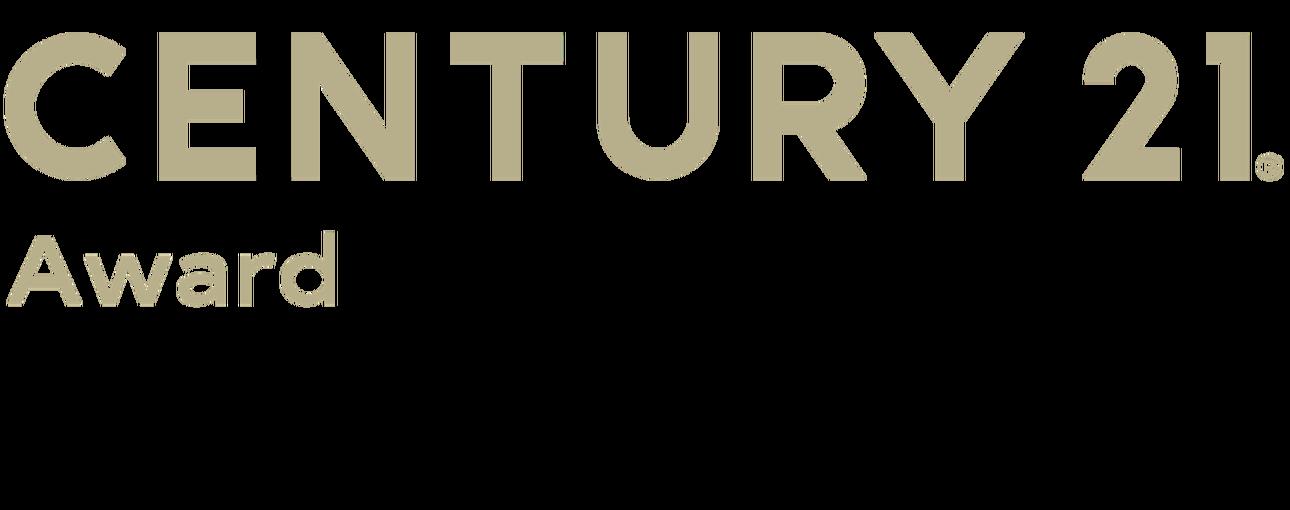 Mendoza & Associates of CENTURY 21 Award logo