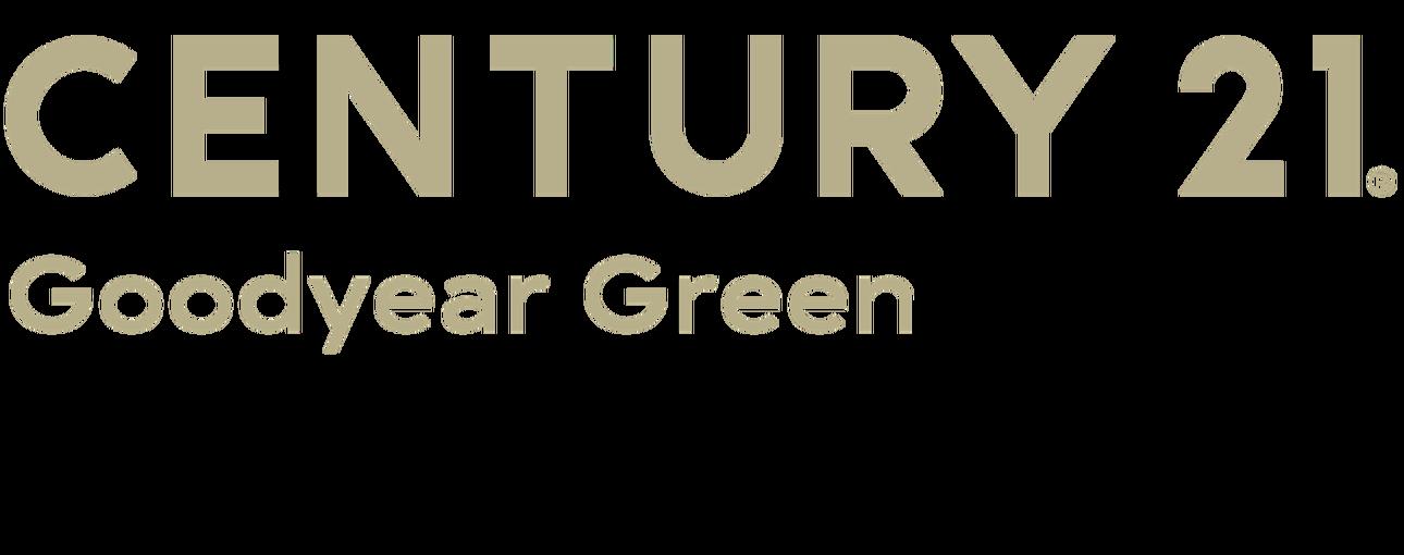 The Willard Group of CENTURY 21 Goodyear Green logo