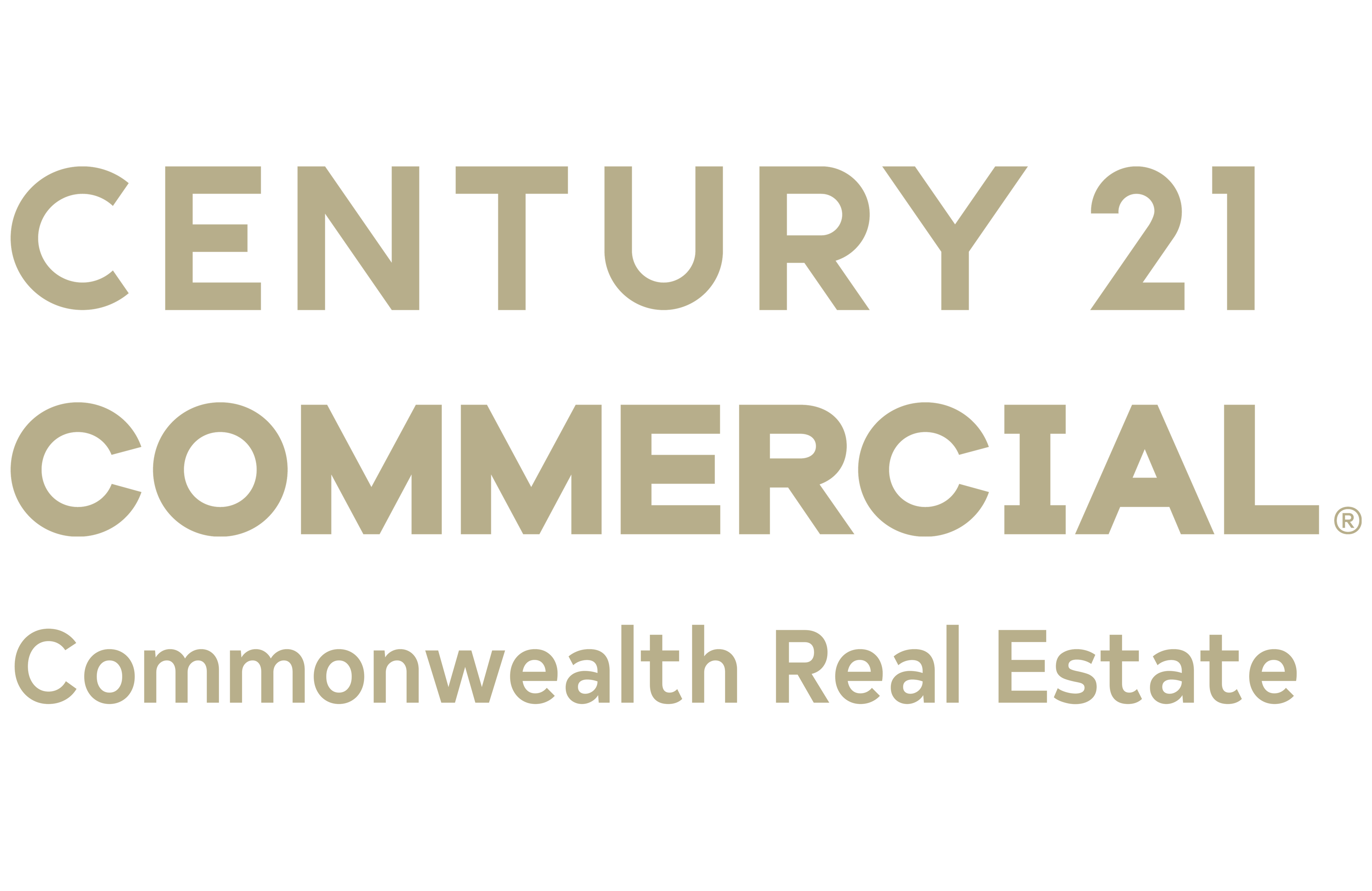 Amanda Presley of CENTURY 21 Commonwealth Real Estate logo