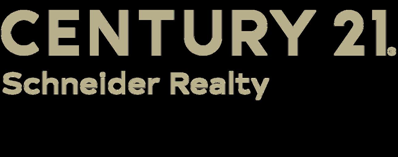 Claudia Miller of CENTURY 21 Schneider Realty logo