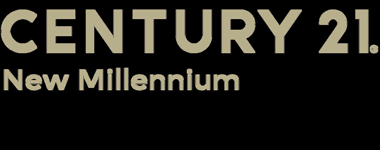 Ron Zabriskie of CENTURY 21 New Millennium logo