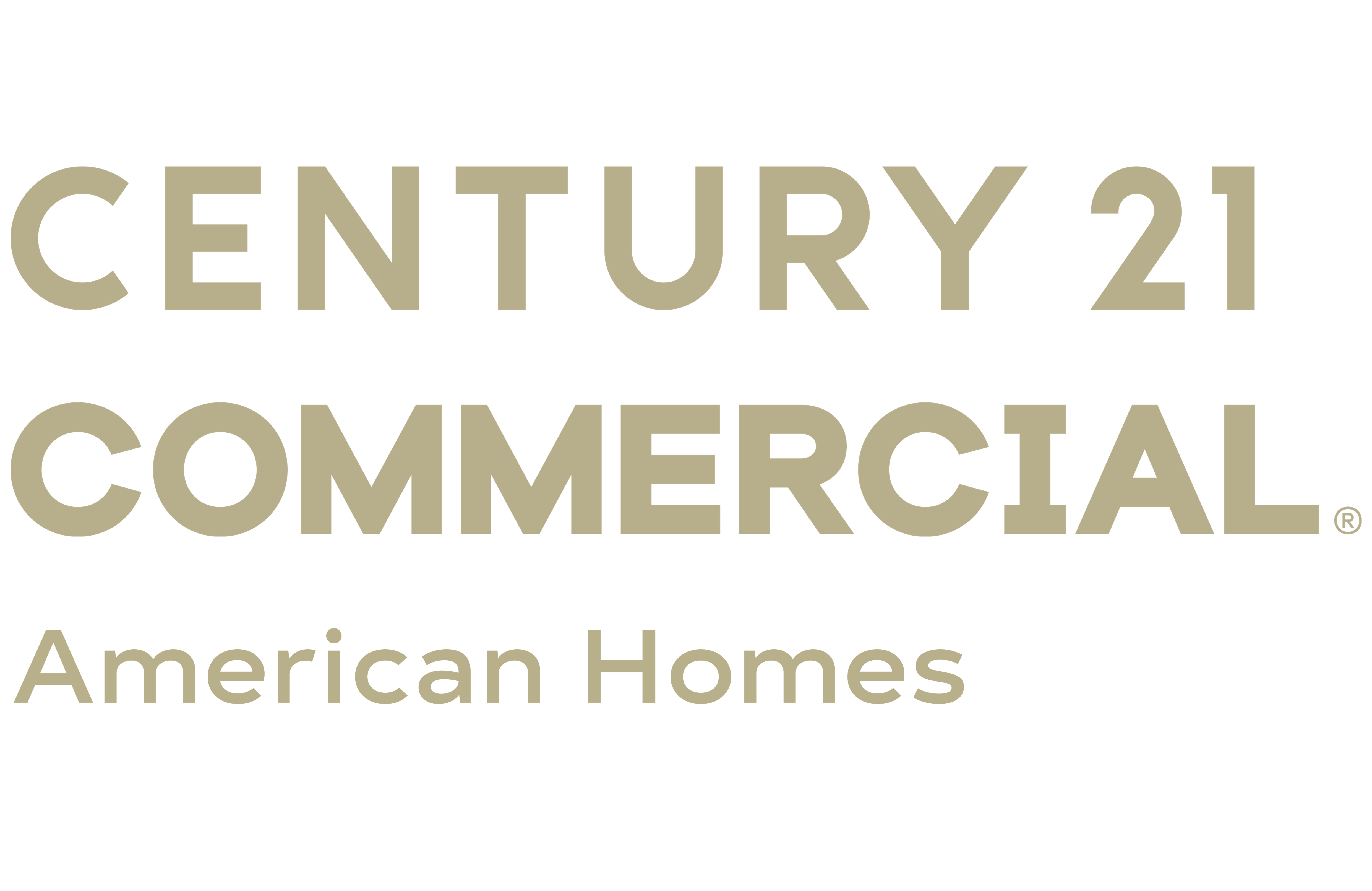 Connie Milano of CENTURY 21 American Homes logo