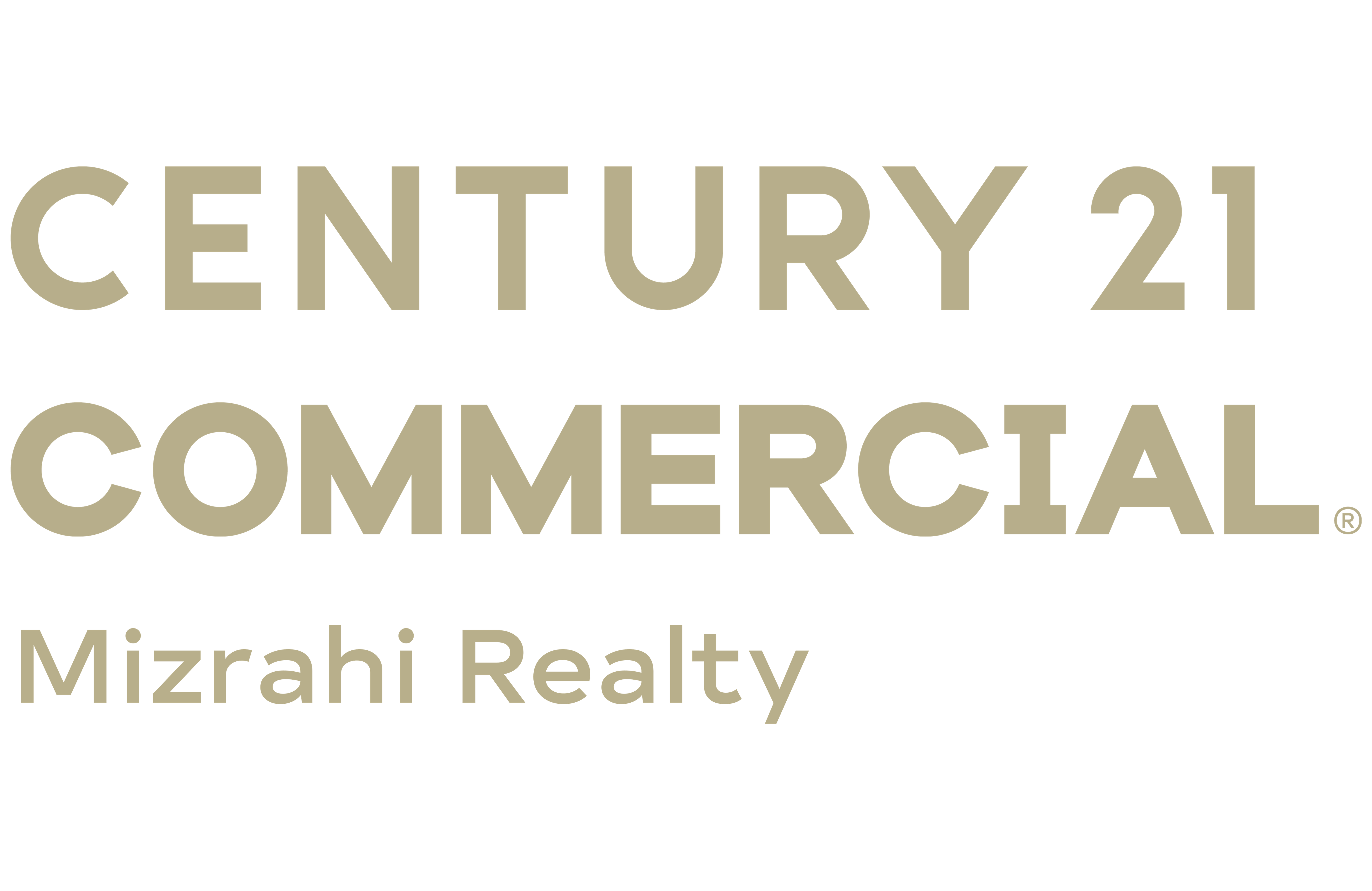 Rachel Ingenito of CENTURY 21 Mizrahi Realty logo