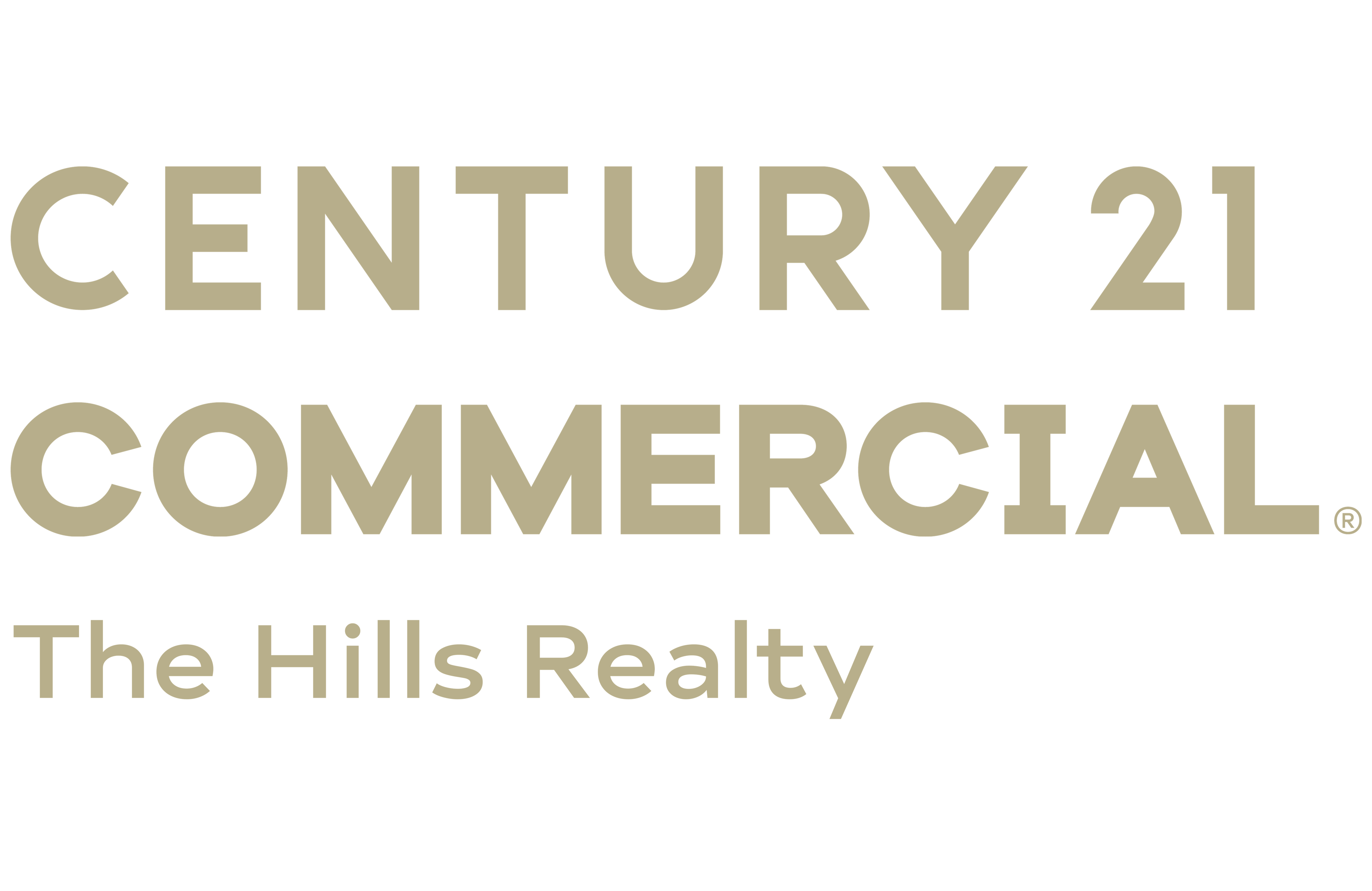 Toni Manchester of CENTURY 21 The Hills Realty logo