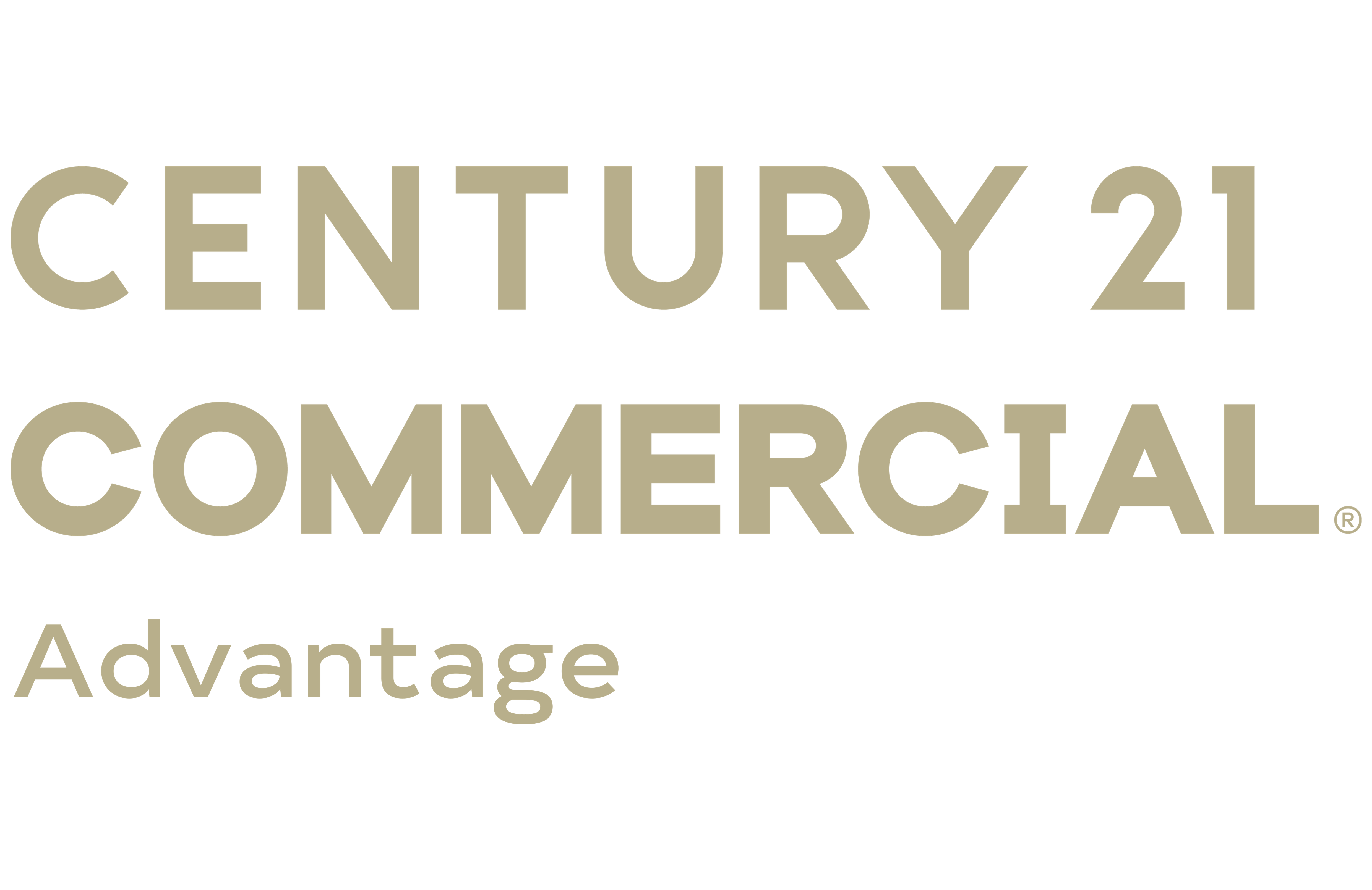 Ray M Becker of CENTURY 21 Advantage logo