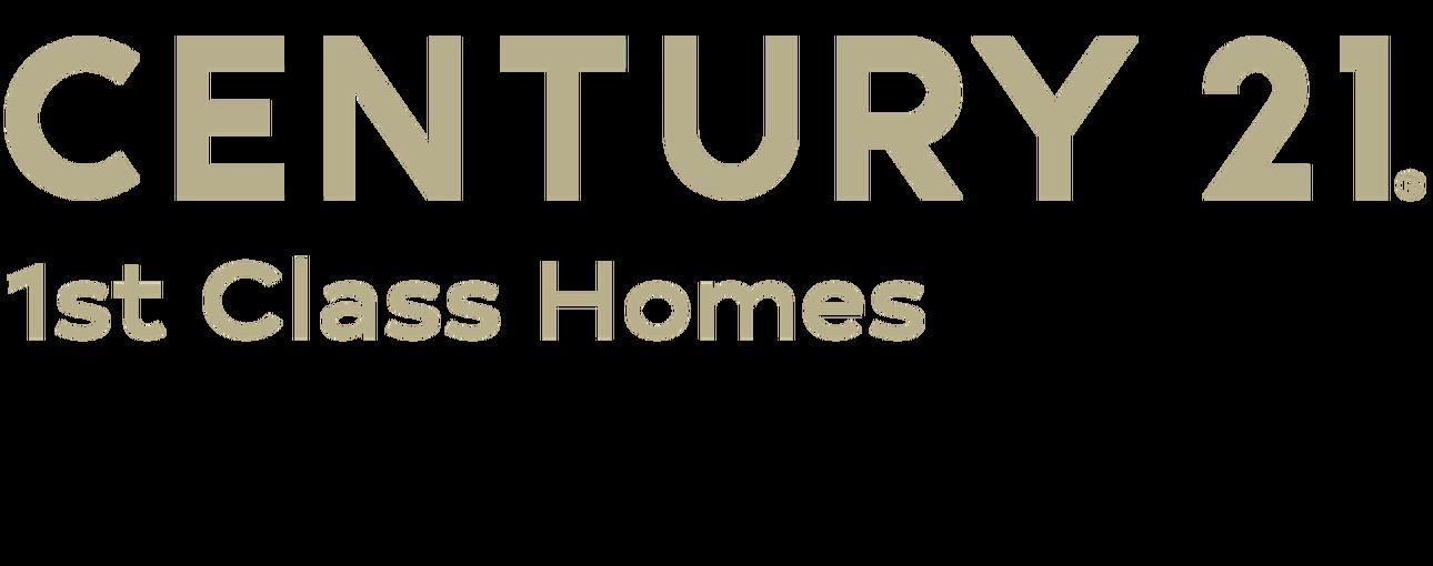 CENTURY 21 1st Class Homes