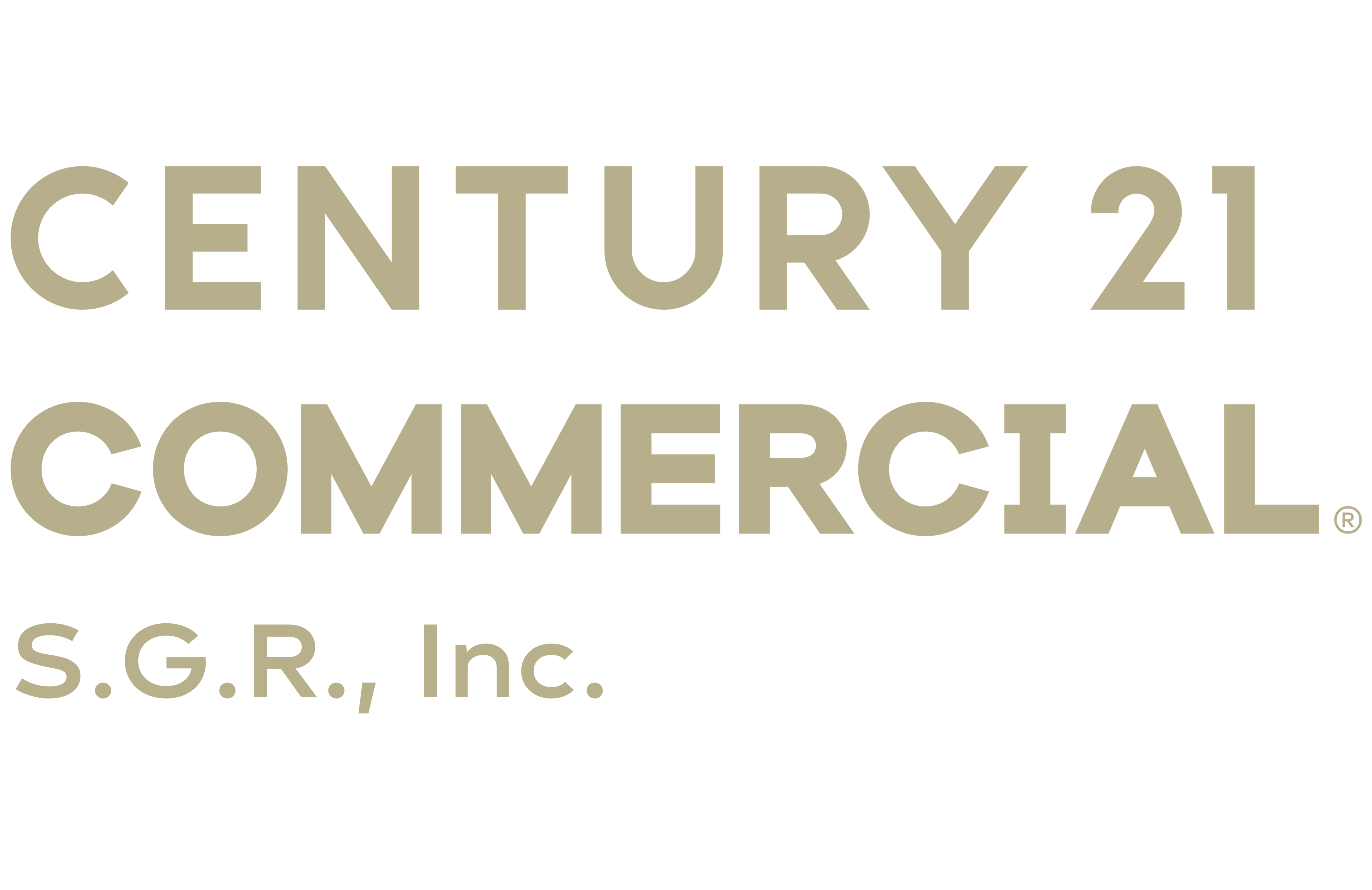 Koi Tasaniyom of CENTURY 21 S.G.R., Inc. logo
