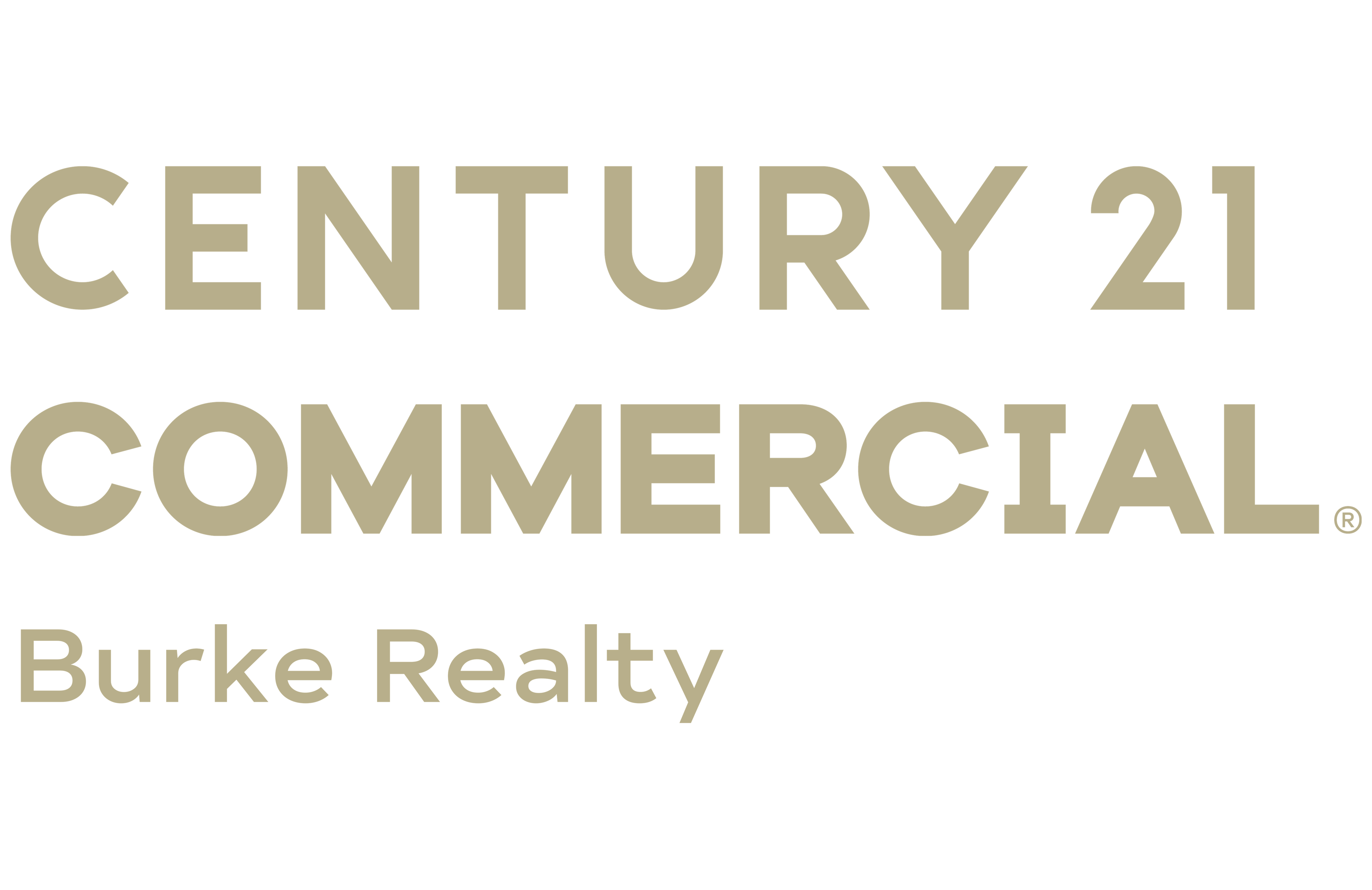 John Burke of CENTURY 21 Burke Realty logo