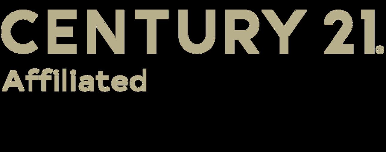 Kief Mkrdichian of CENTURY 21 Affiliated logo