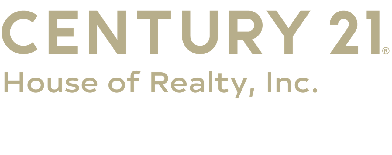 Mary Jo Gilmore of CENTURY 21 House of Realty, Inc. logo