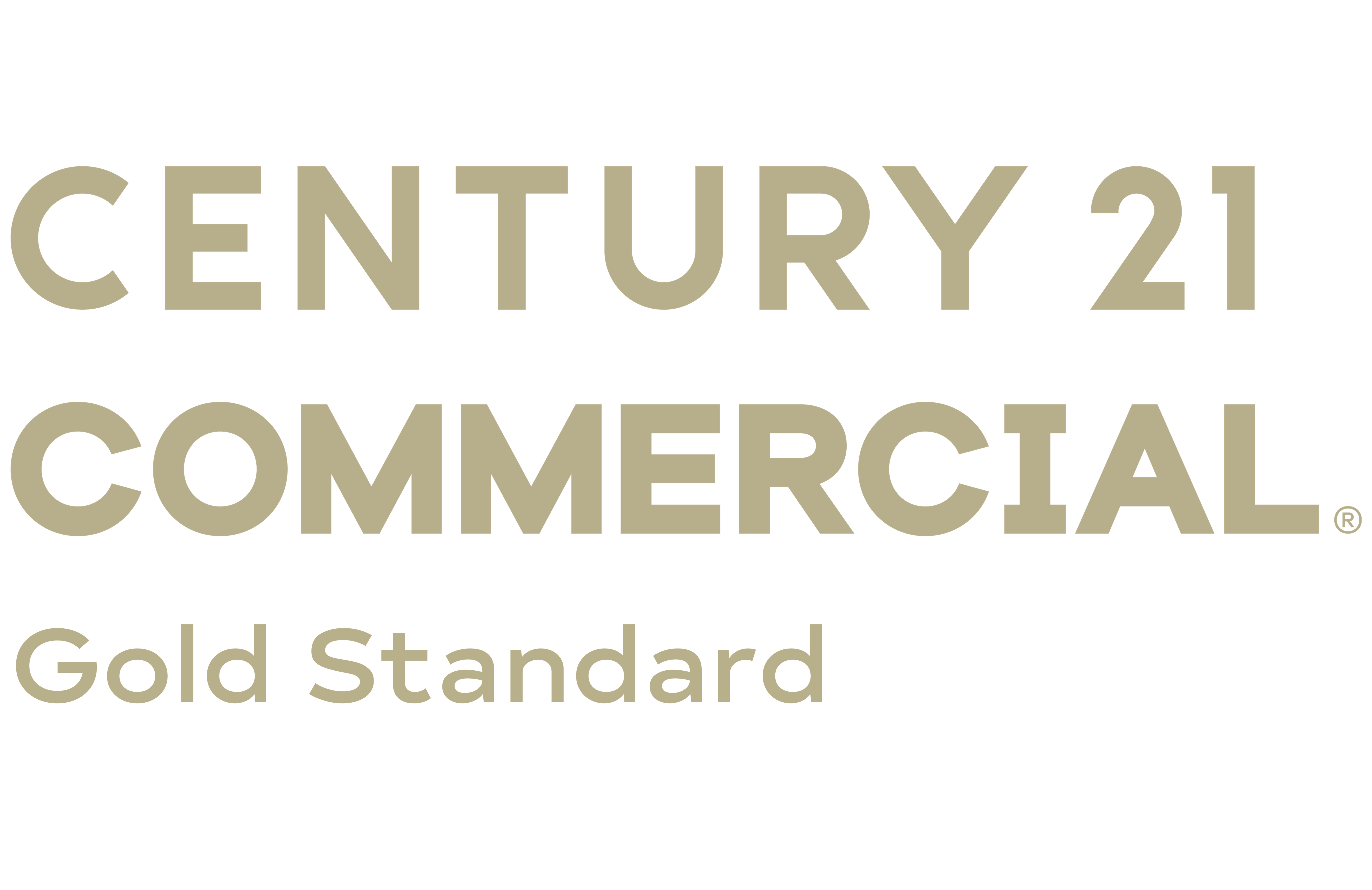 The Conant Team of CENTURY 21 Gold Standard logo