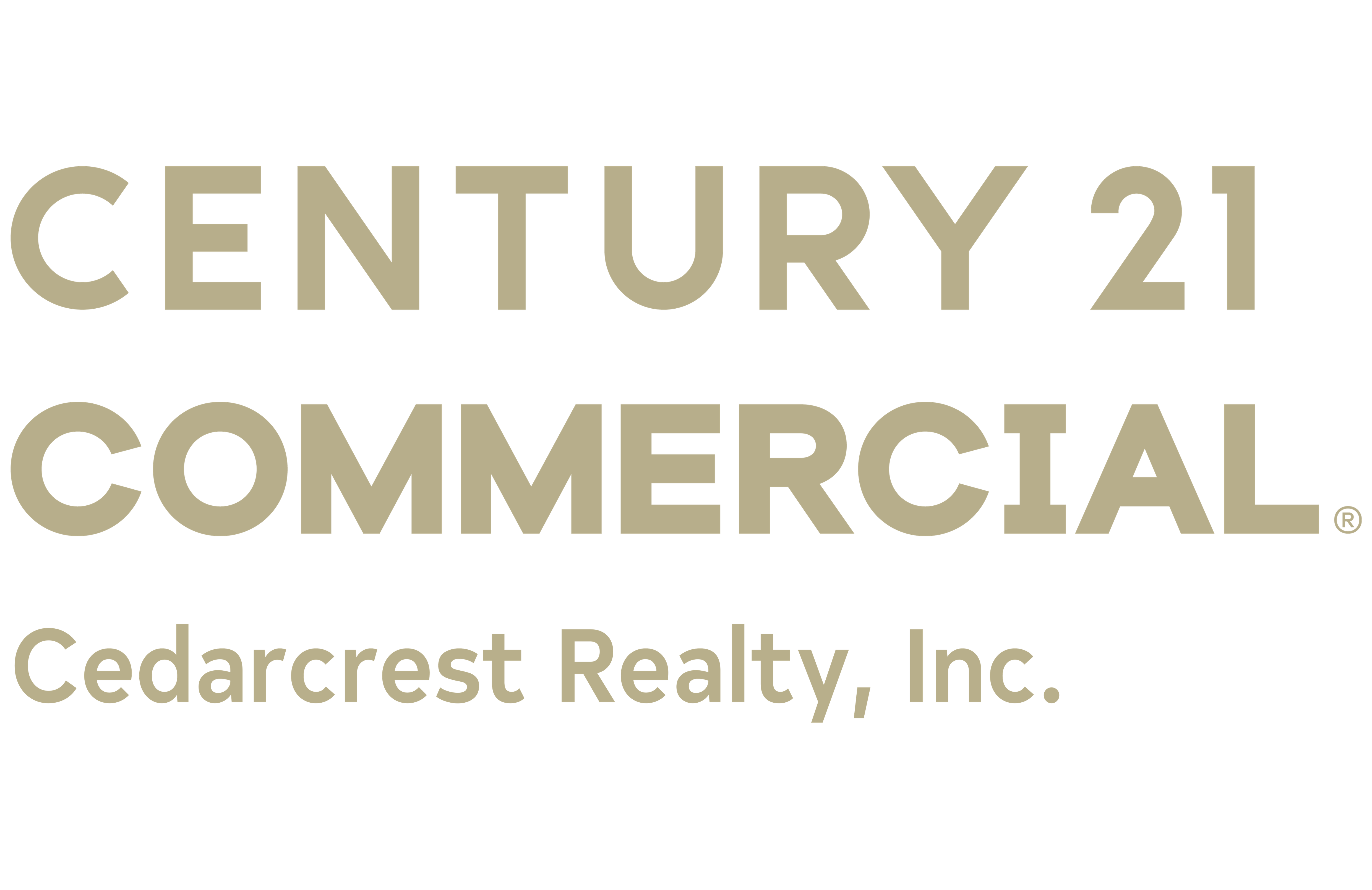 Joseph Scotto of CENTURY 21 Cedarcrest Realty, Inc. logo