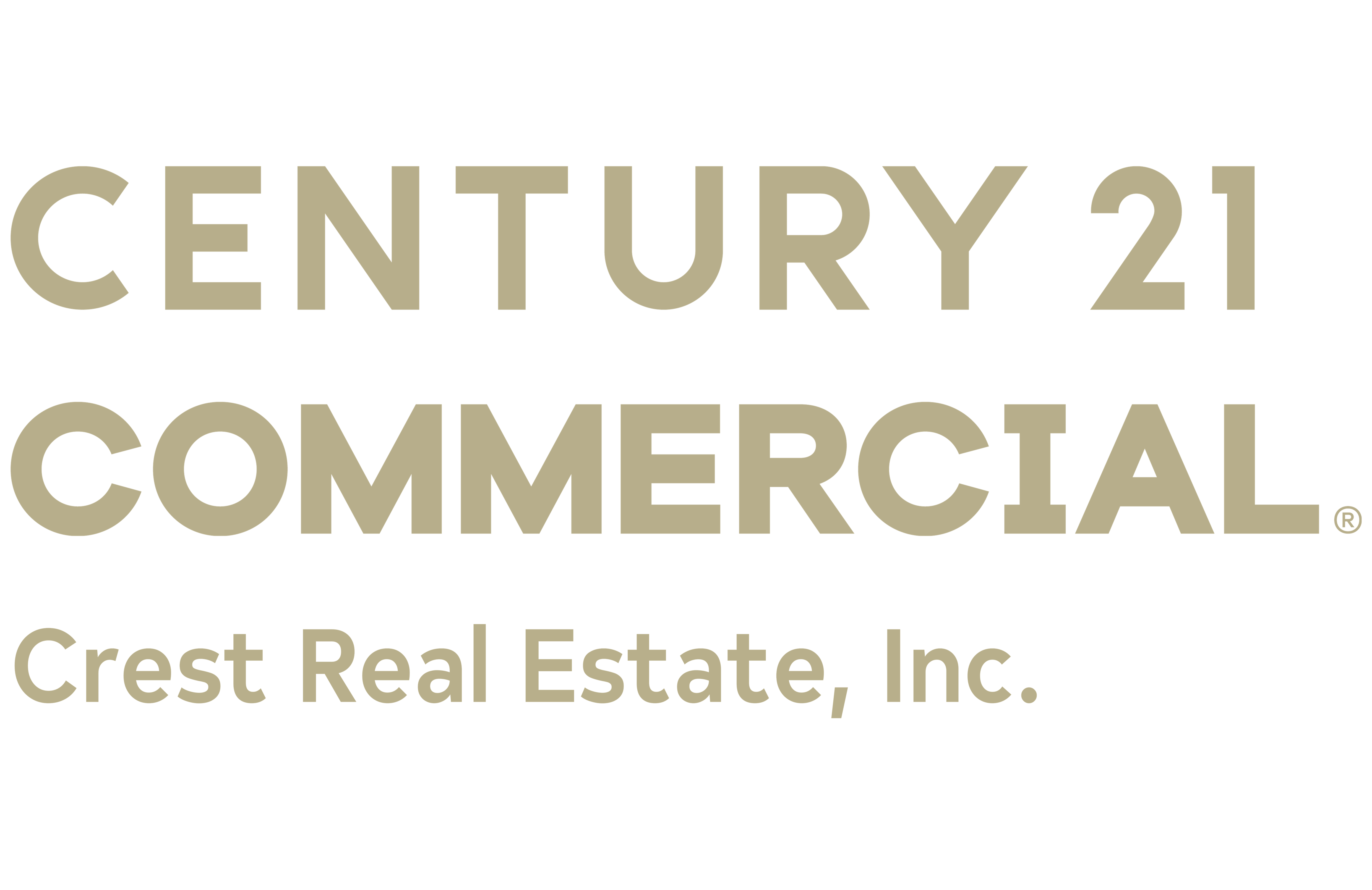 Anthony Cheff of CENTURY 21 Crest Real Estate, Inc. logo