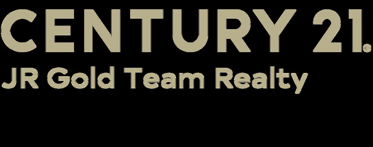 FABIOLA GUTIERREZ of CENTURY 21 JR Gold Team Realty logo