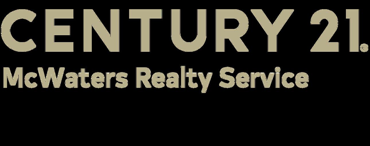 John Johnson of CENTURY 21 McWaters Realty Service logo