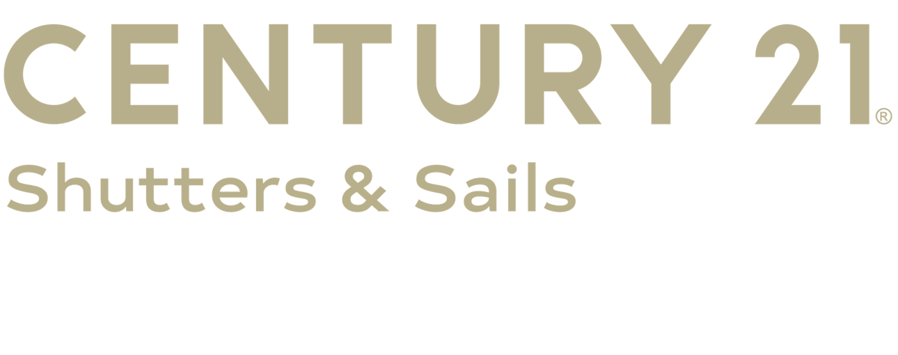 Yolanda Carroll of CENTURY 21 Shutters & Sails logo