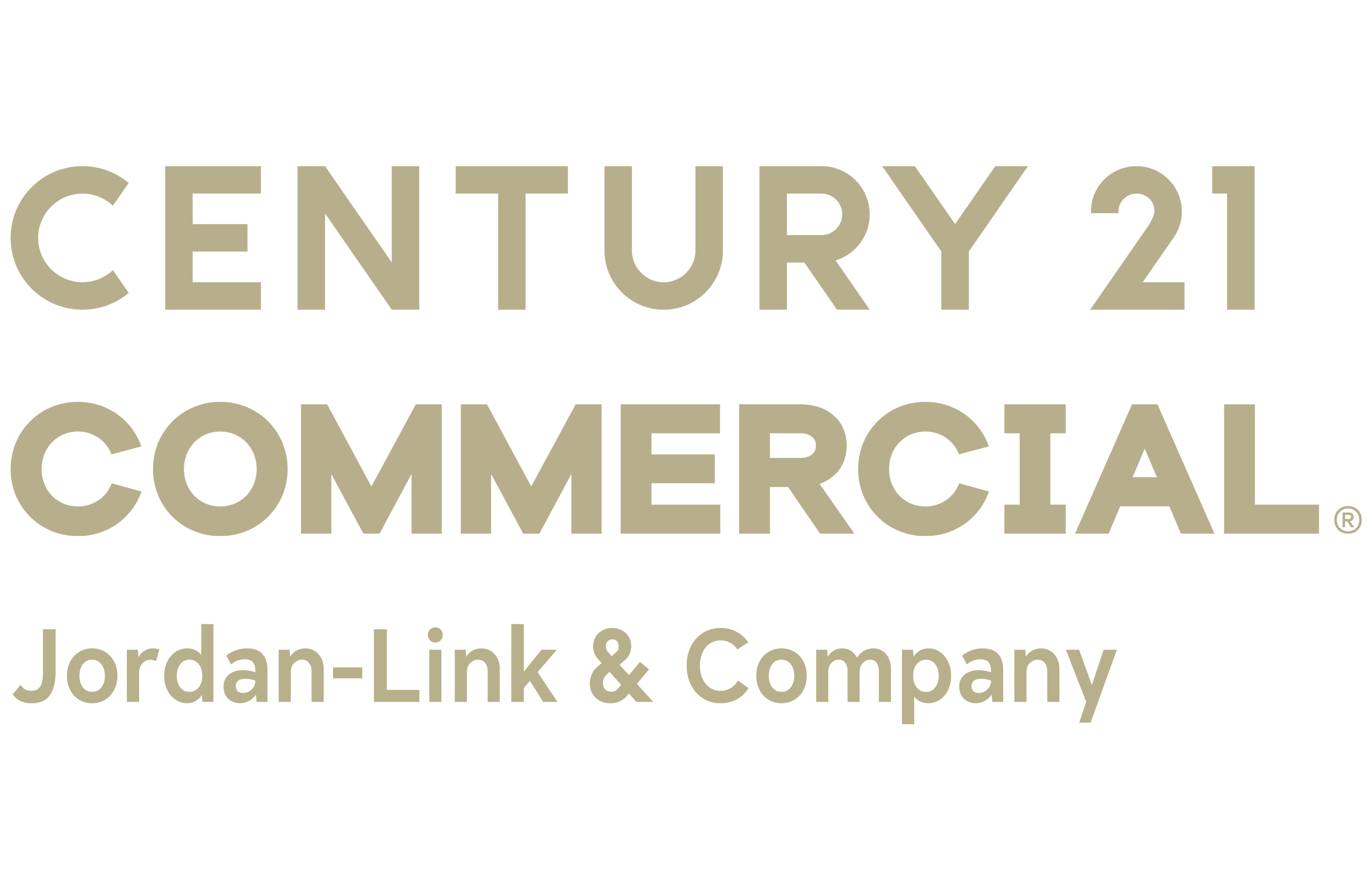 CENTURY 21 Jordan-Link & Company