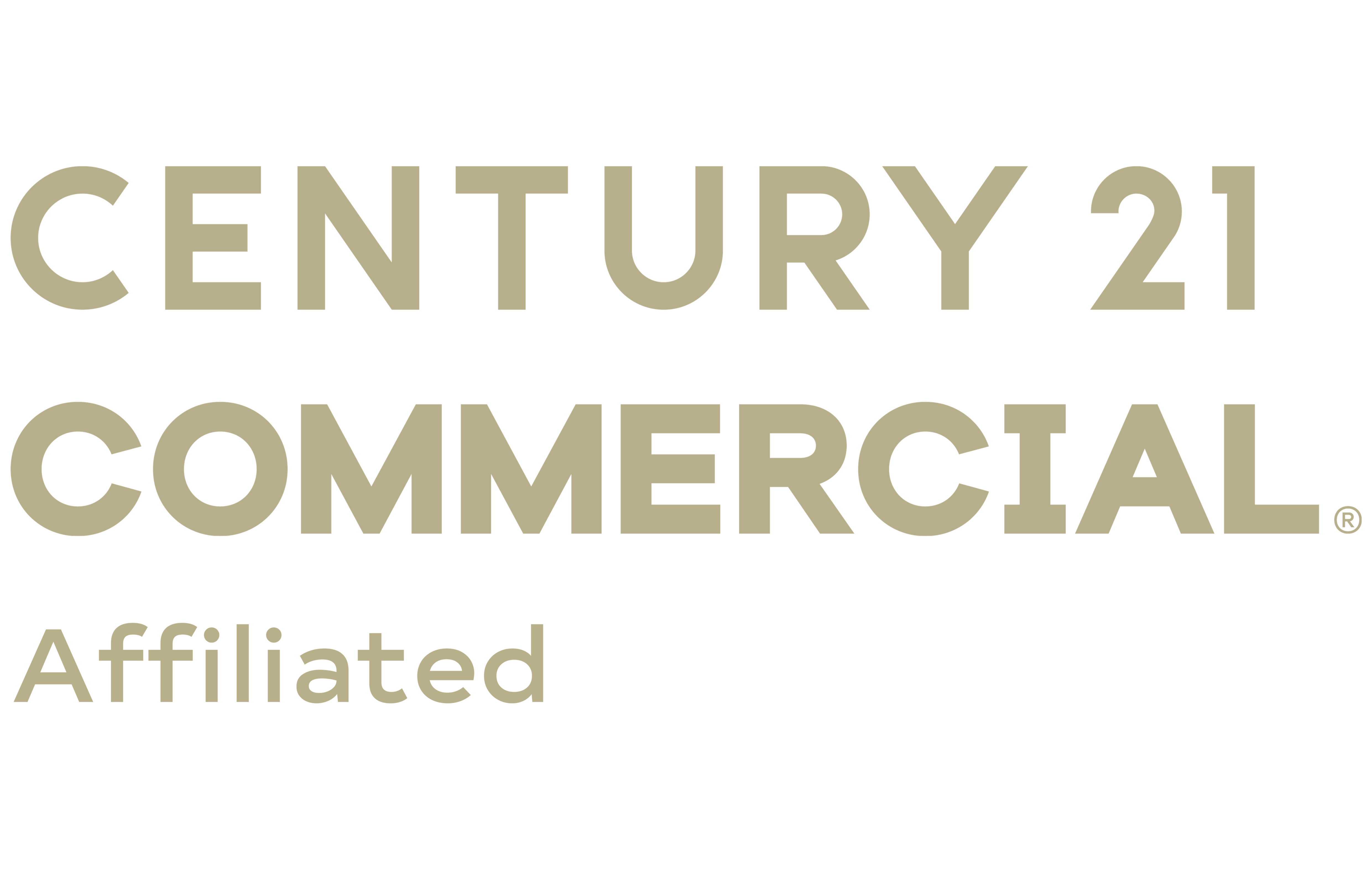 Kenny Barajas of CENTURY 21 Affiliated logo