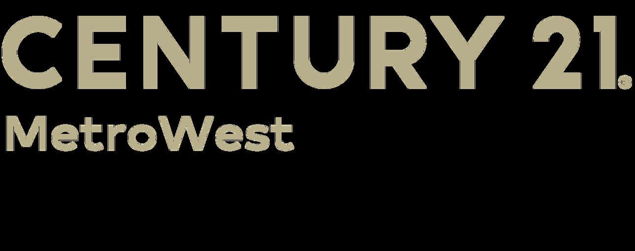 Robert Lemieux of CENTURY 21 MetroWest logo