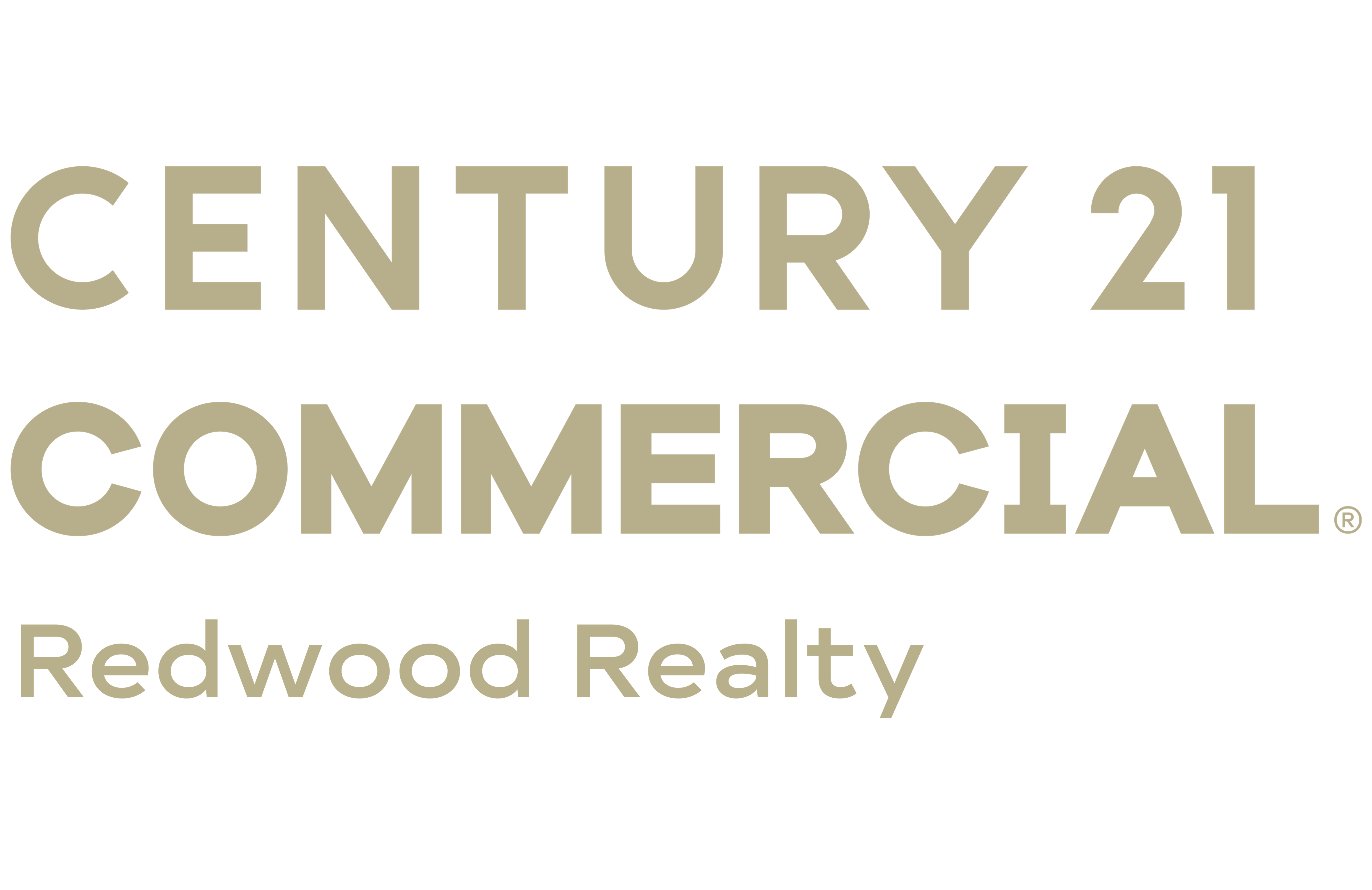Robin Nash of CENTURY 21 Redwood Realty logo