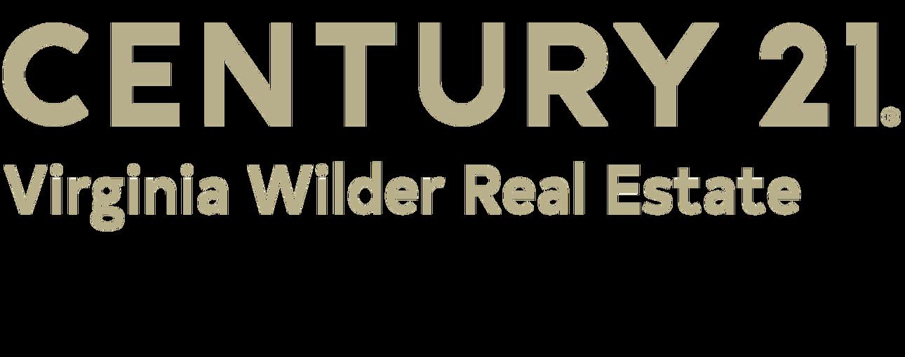 Virginia Wilder of CENTURY 21 Virginia Wilder Real Estate logo