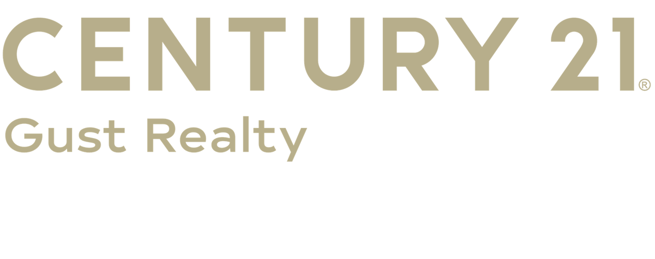 David Gust of CENTURY 21 Gust Realty logo