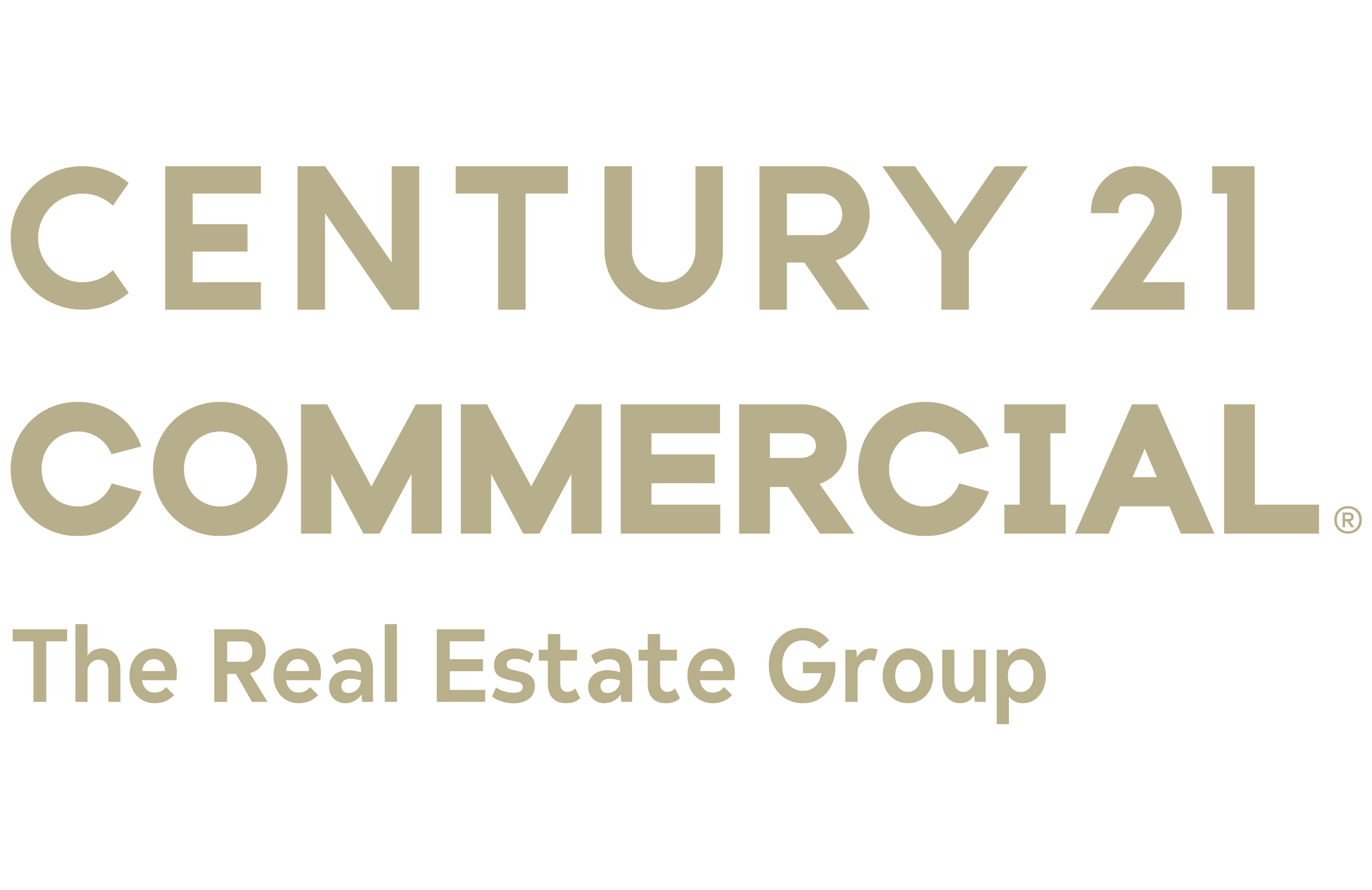 David Consigli of CENTURY 21 The Real Estate Group logo