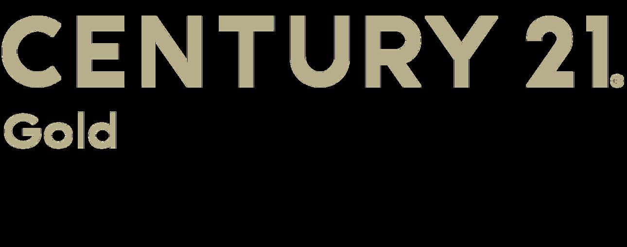 F. Scott Goetz of CENTURY 21 Gold logo