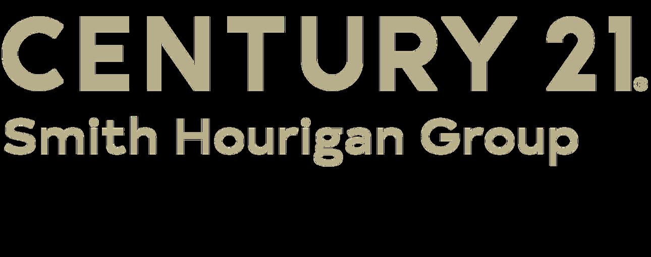 Pat Gazenski of CENTURY 21 Smith Hourigan Group logo