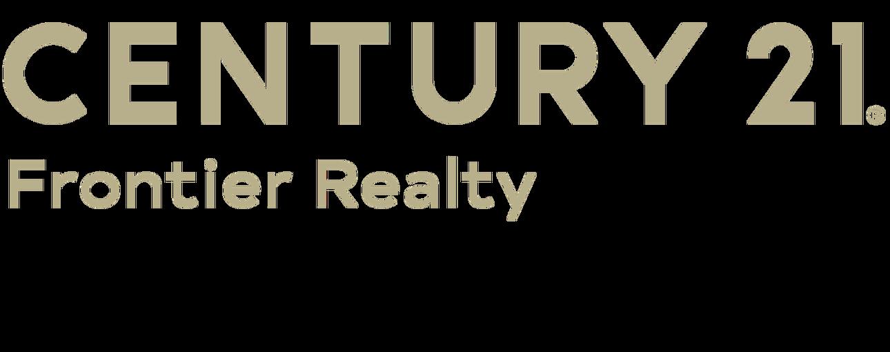 John Kubicar of CENTURY 21 Frontier Realty logo