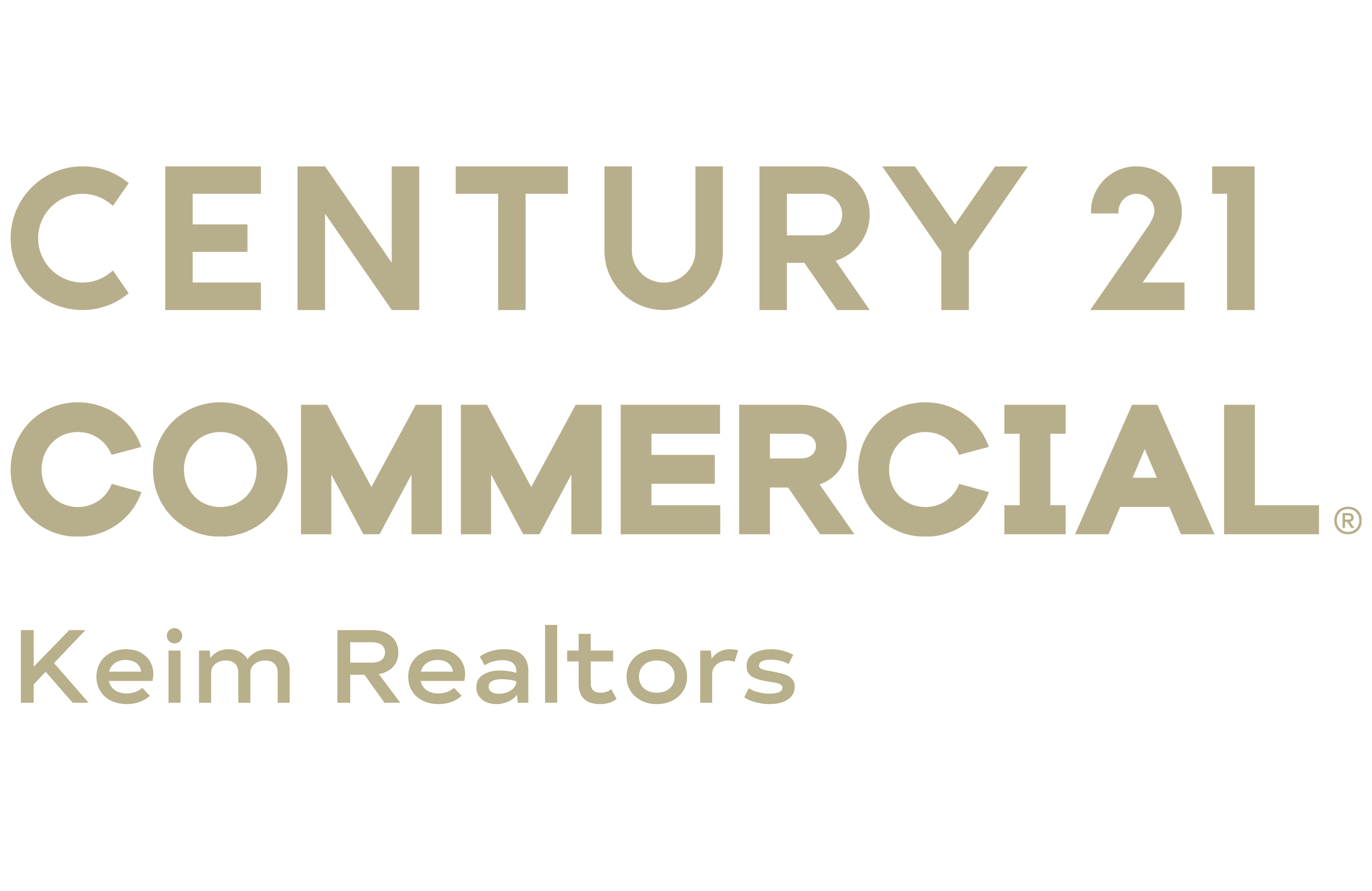 Robert Cornelius of CENTURY 21 Keim Realtors logo
