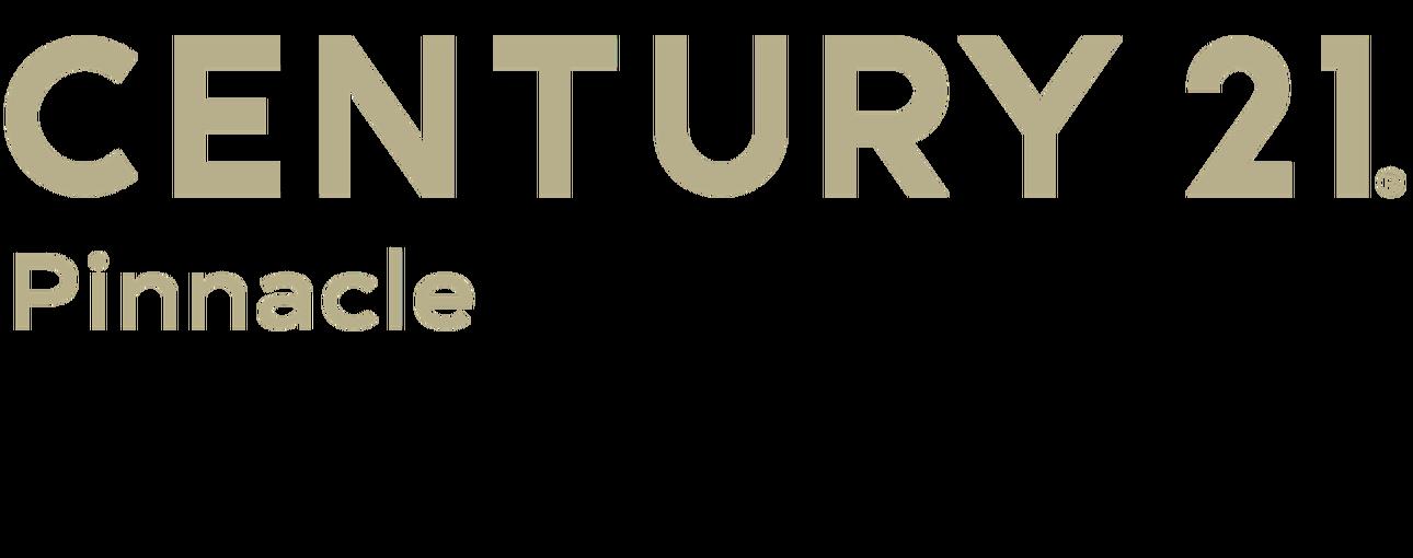 Casey Foreman of CENTURY 21 Pinnacle logo