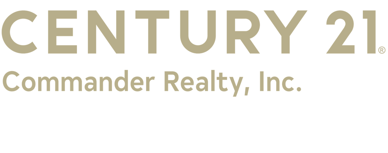 Victor Jed of CENTURY 21 Commander Realty, Inc. logo