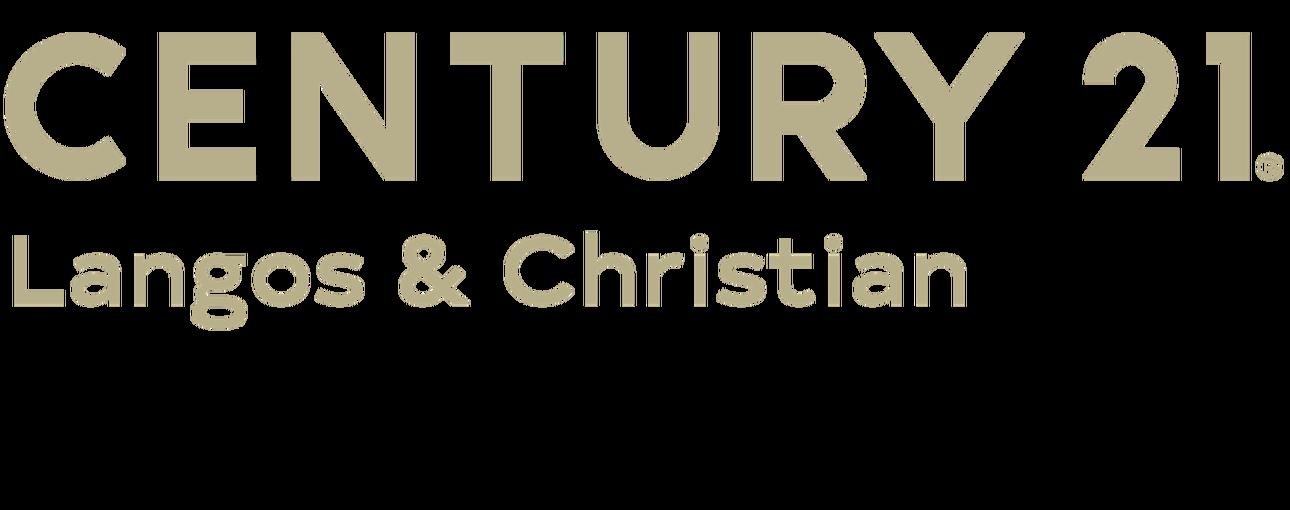 Jairaj Bhatia CCIM of CENTURY 21 Langos & Christian logo