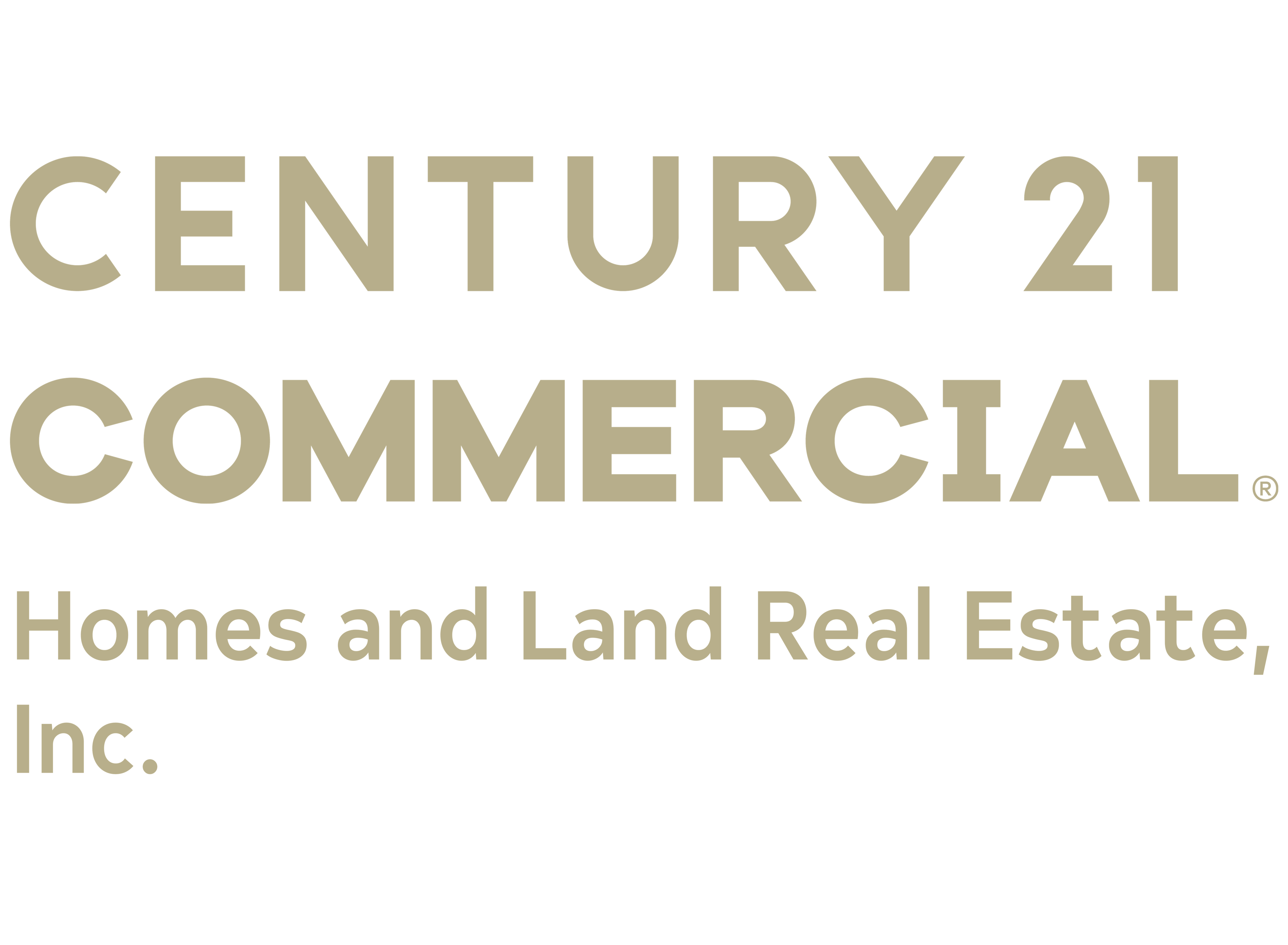 Patrick Lucas of CENTURY 21 Homes and Land Real Estate, Inc. logo