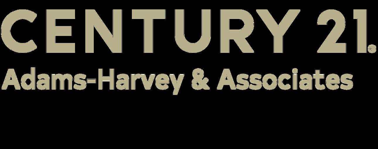 Shane Phillips of CENTURY 21 Adams-Harvey & Associates logo